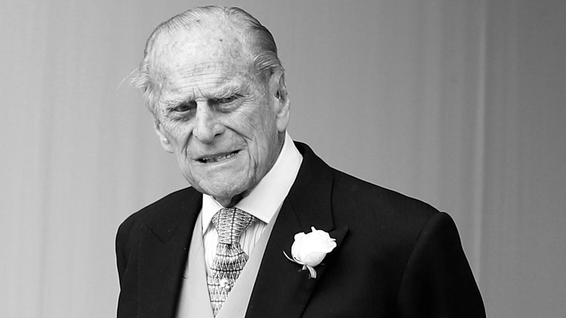 NIE ŻYJE książę Filip! Królowa Elżbieta pogrążona w żałobie