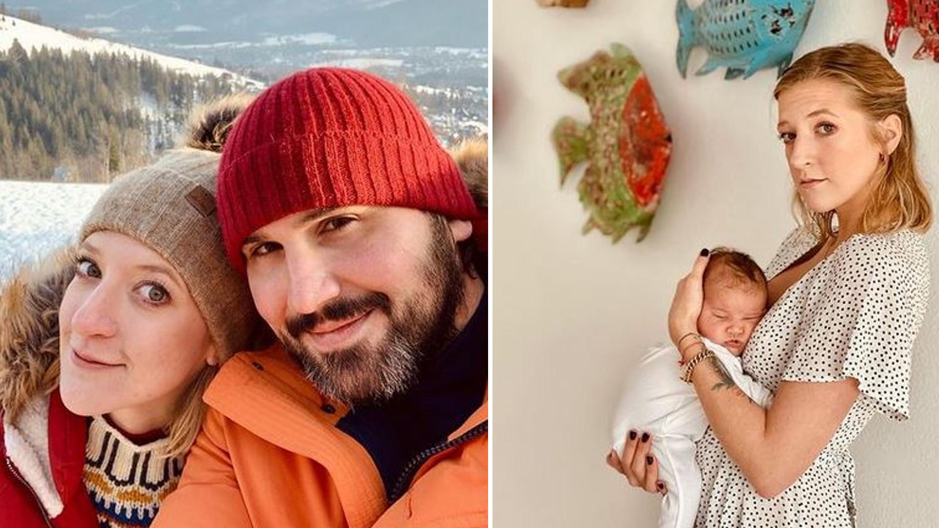 Lara Gessler o swojej chorobie, mężu i dziecku