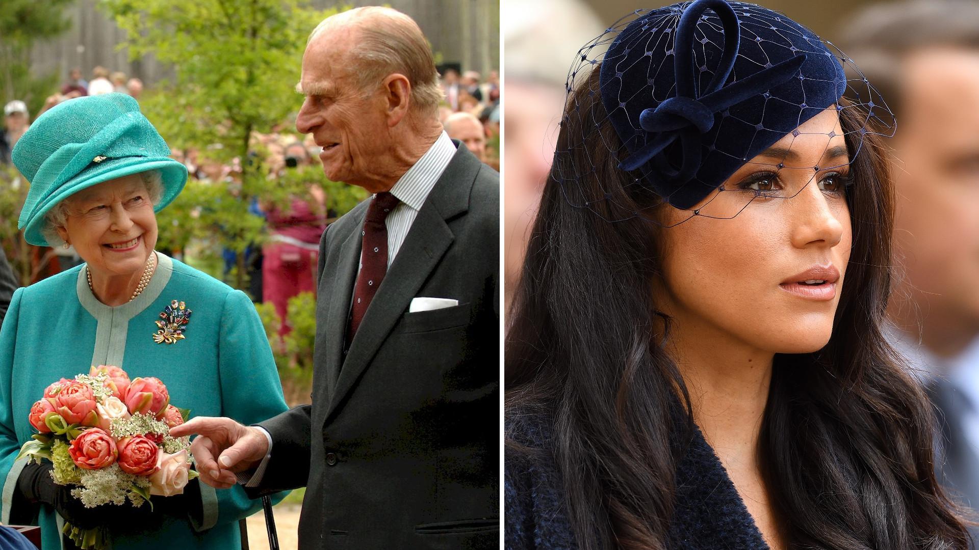 Meghan Markle zadzwoniła do królowej. Tak zareagowała na jej nieobecność na pogrzebie