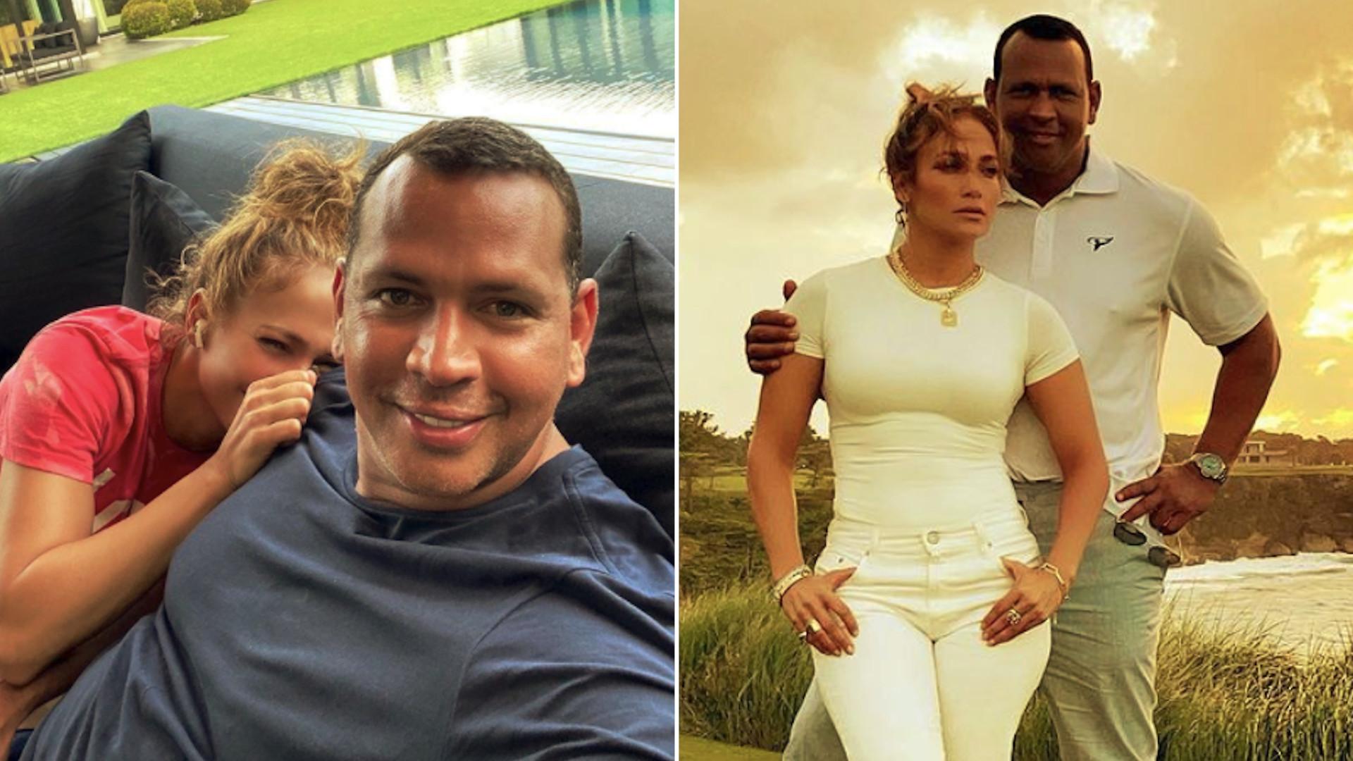 Jennifer Lopez i Alex Rodriguez OFICJALNIE się rozstali!