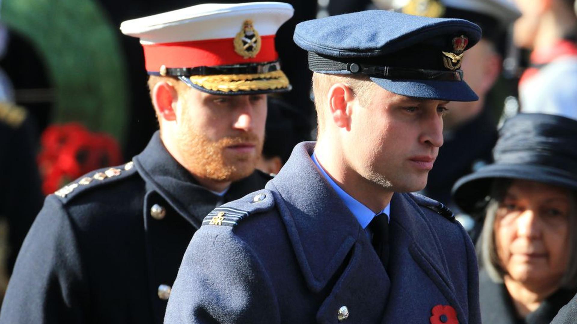 książę Harry i książę William NIE będą szli obok siebie na pogrzebie księcia Filipa! Oficjalne stanowisko rzecznika