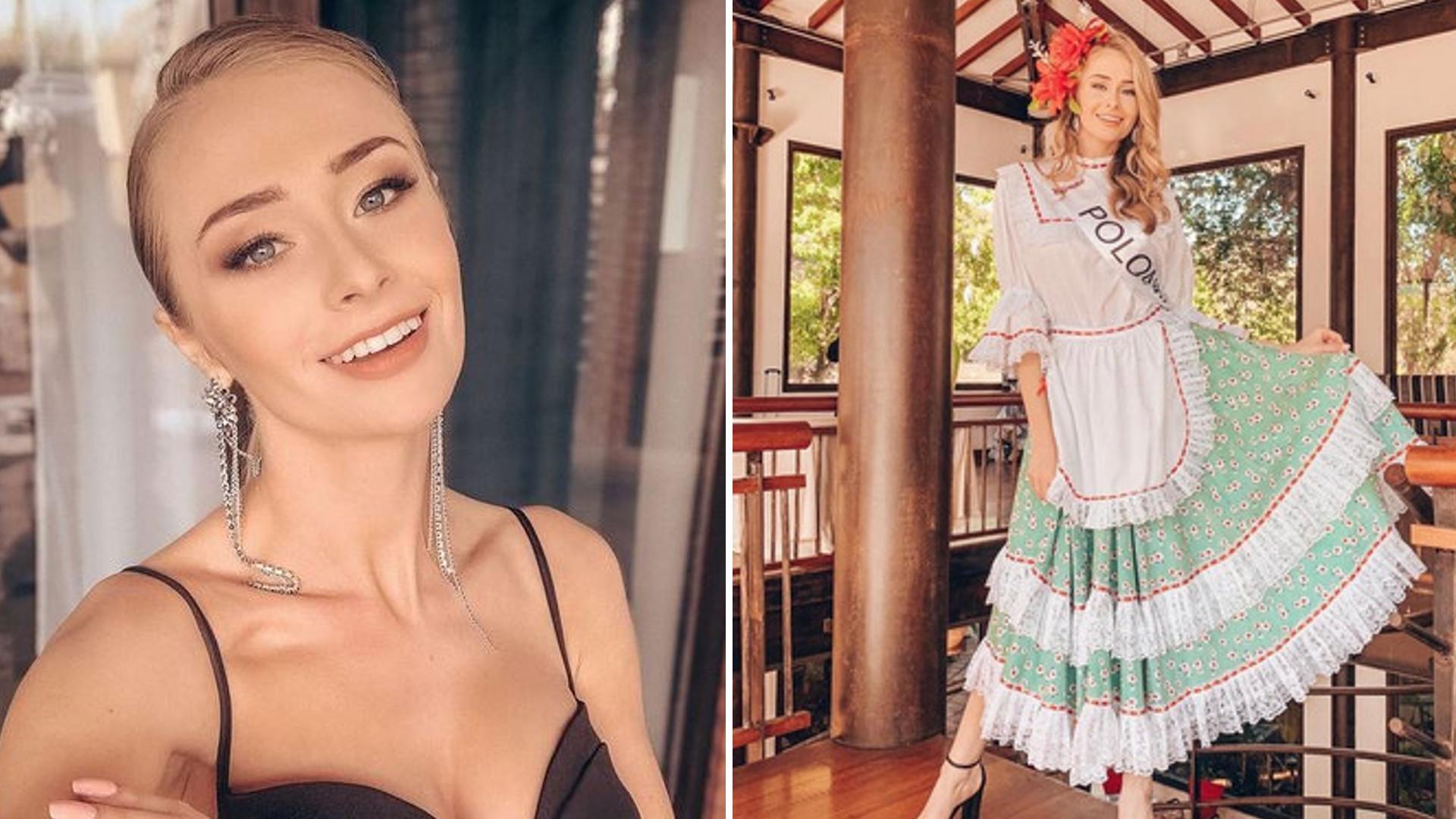 Natalia Piguła będzie reprezentowała Polskę na konkursie Miss Universe. Kim jest piękność z Łodzi?
