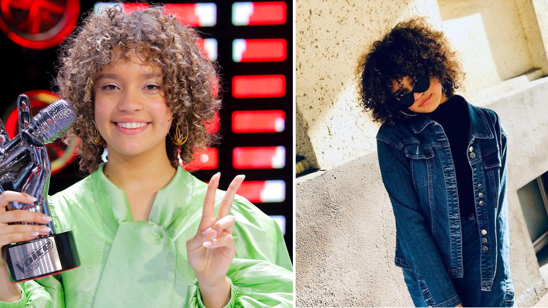 """Sara Egwu James """"Polska Whitney Houston"""" – kim jest zwyciężczyni """"The Voice Kids""""?"""