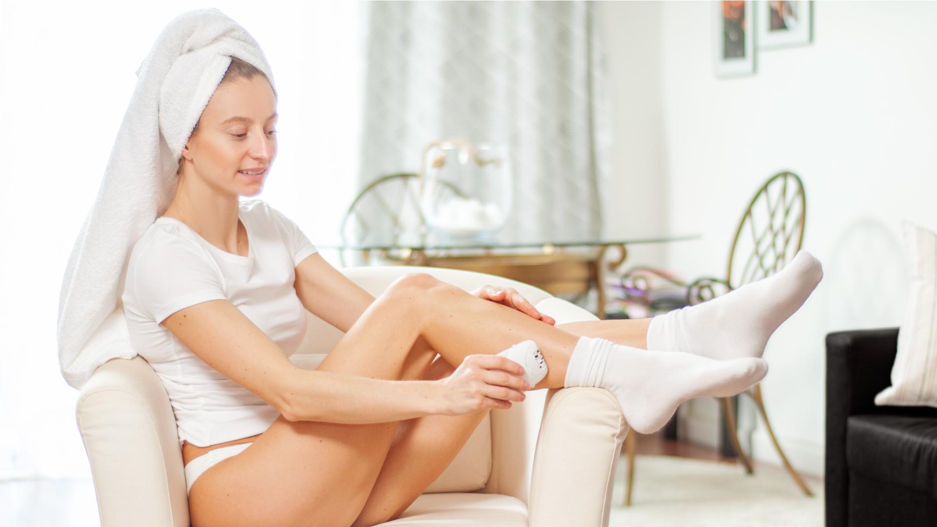 5 sposobów na skuteczną depilację w domu