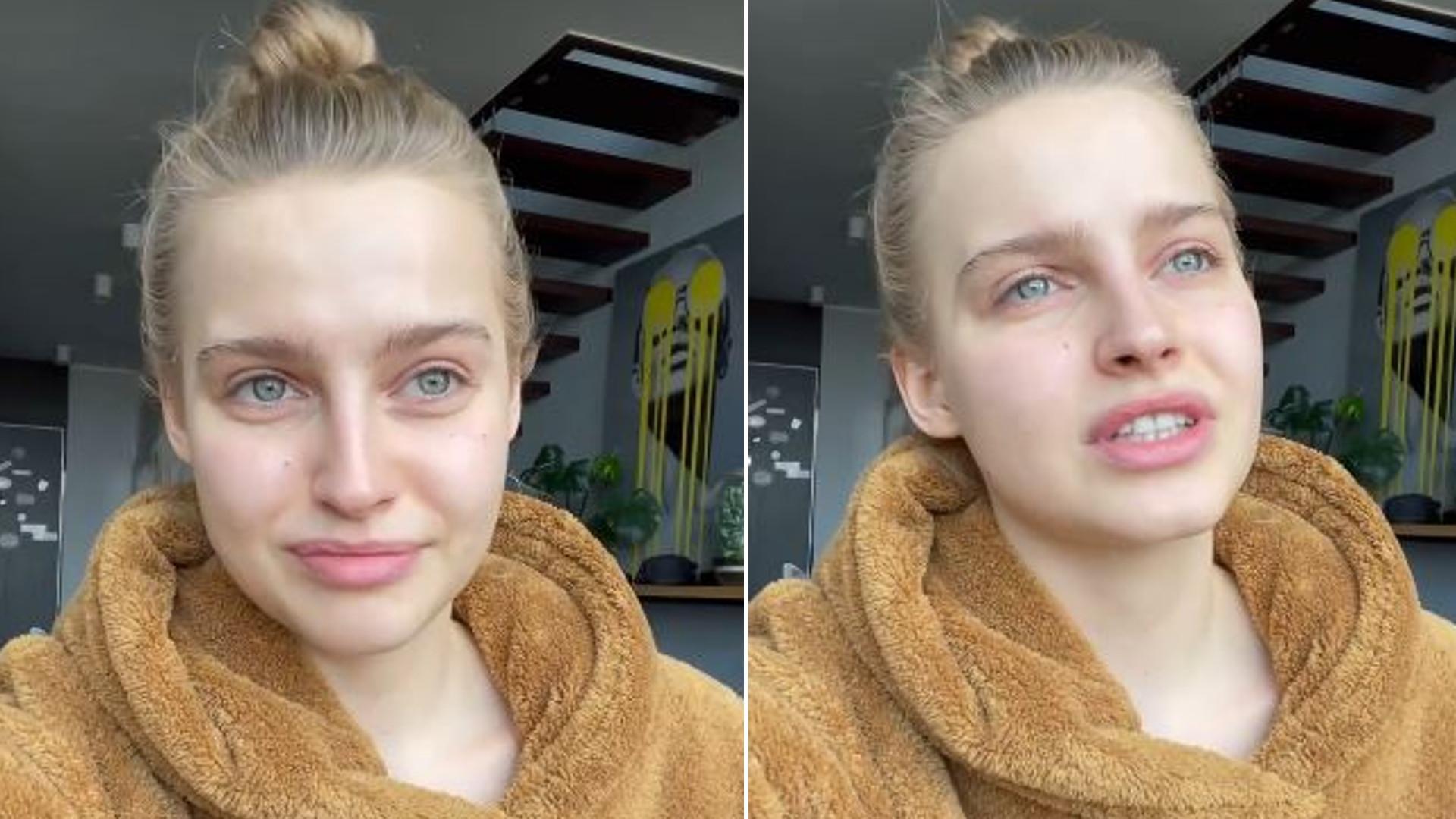 """Karolina Pisarek opowiedziała o walce z COVID: """"Zaczęłam mieć straszne stany depresyjne"""""""