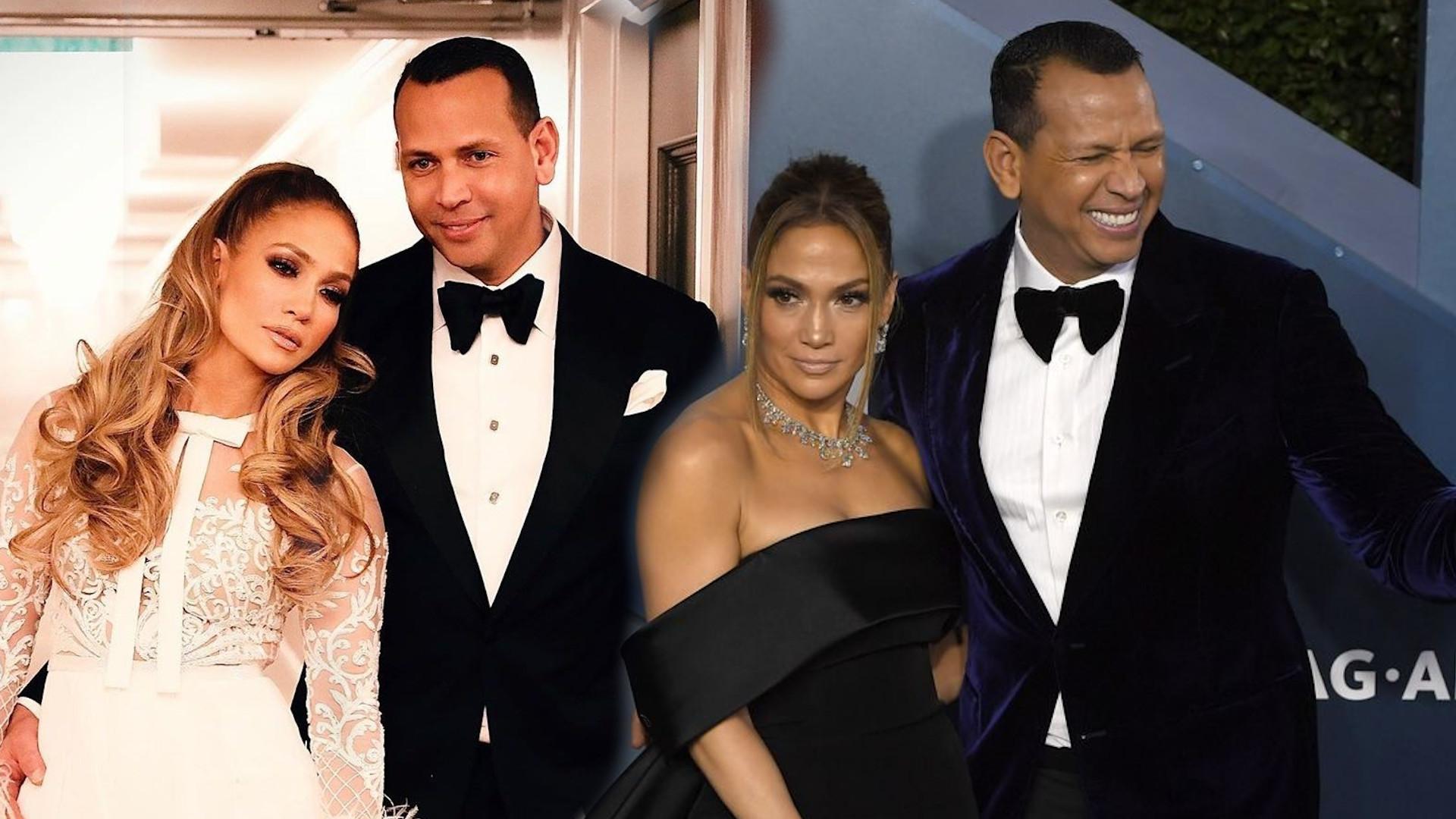 """Dlaczego Jennifer Lopez i Alex Rodriguez się rozstali?Bliska znajoma gwiazdy ujawnia: """"Nalegała na to"""""""
