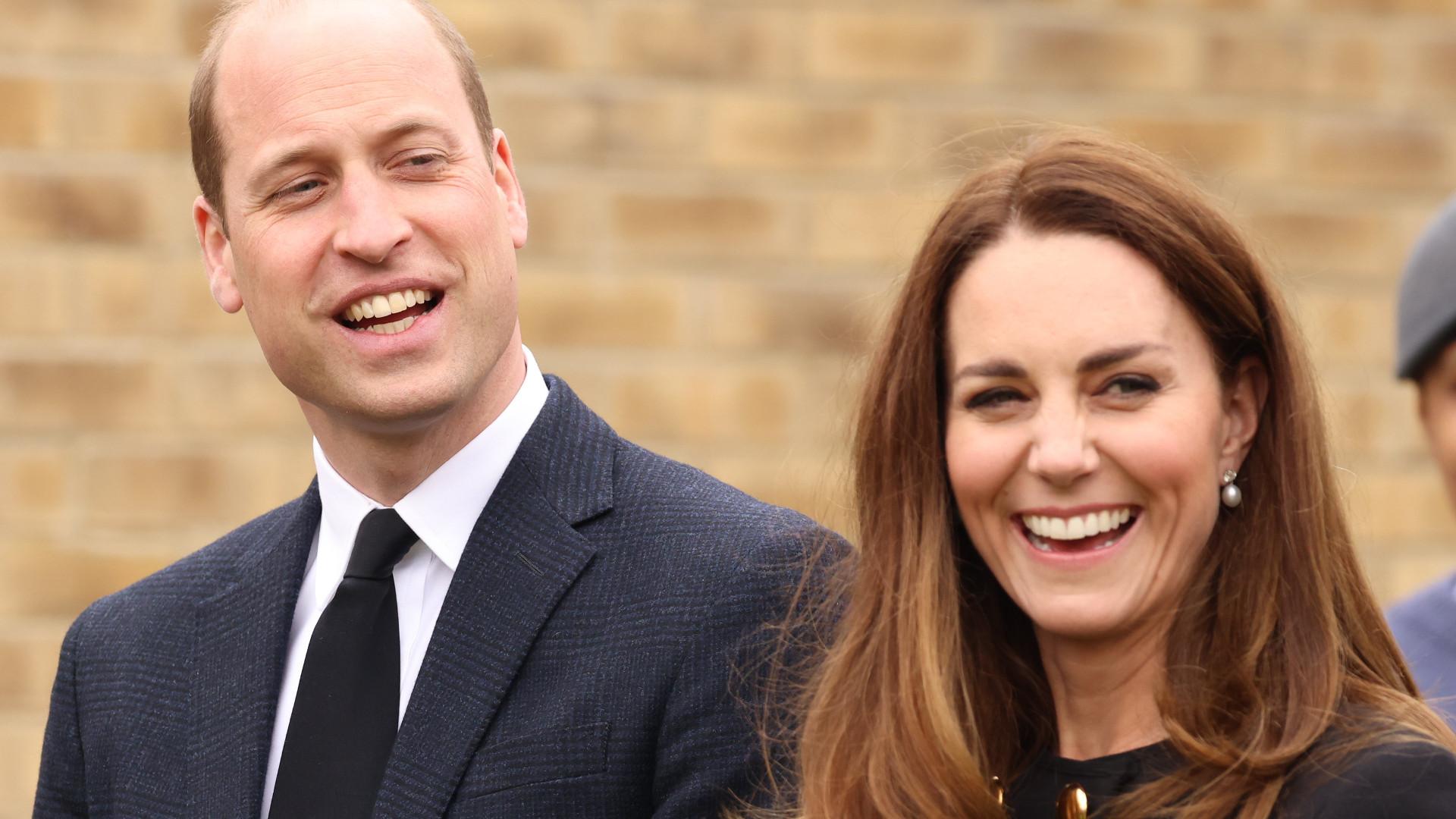 Kate i William na pierwszym wyjściu od pogrzebu księcia Filipa. Uczcili jego pamięć (ZDJĘCIA)