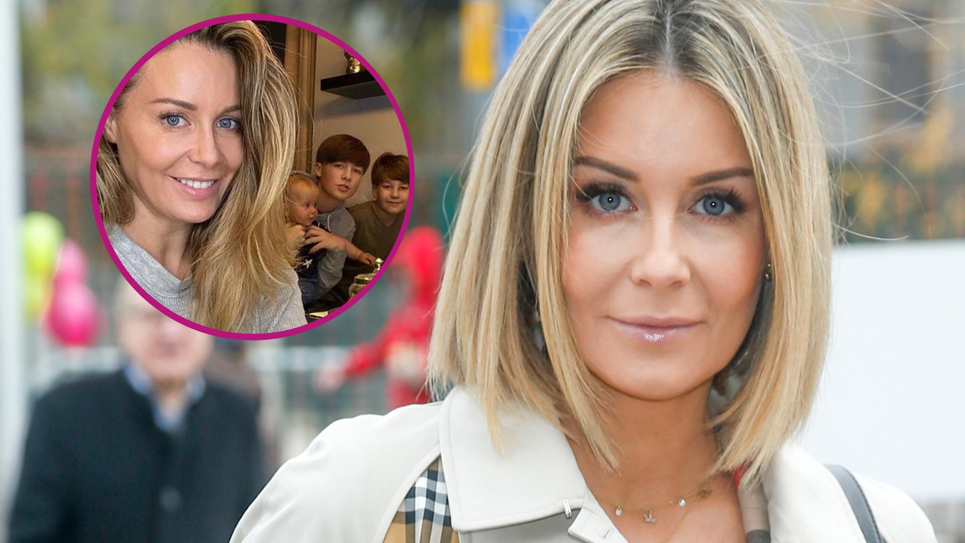 """Małgorzata Rozenek pokazała zdjęcie z dziećmi, ale to jej BRAT kradnie SHOW: """"Brad Pitt jak żywy"""""""