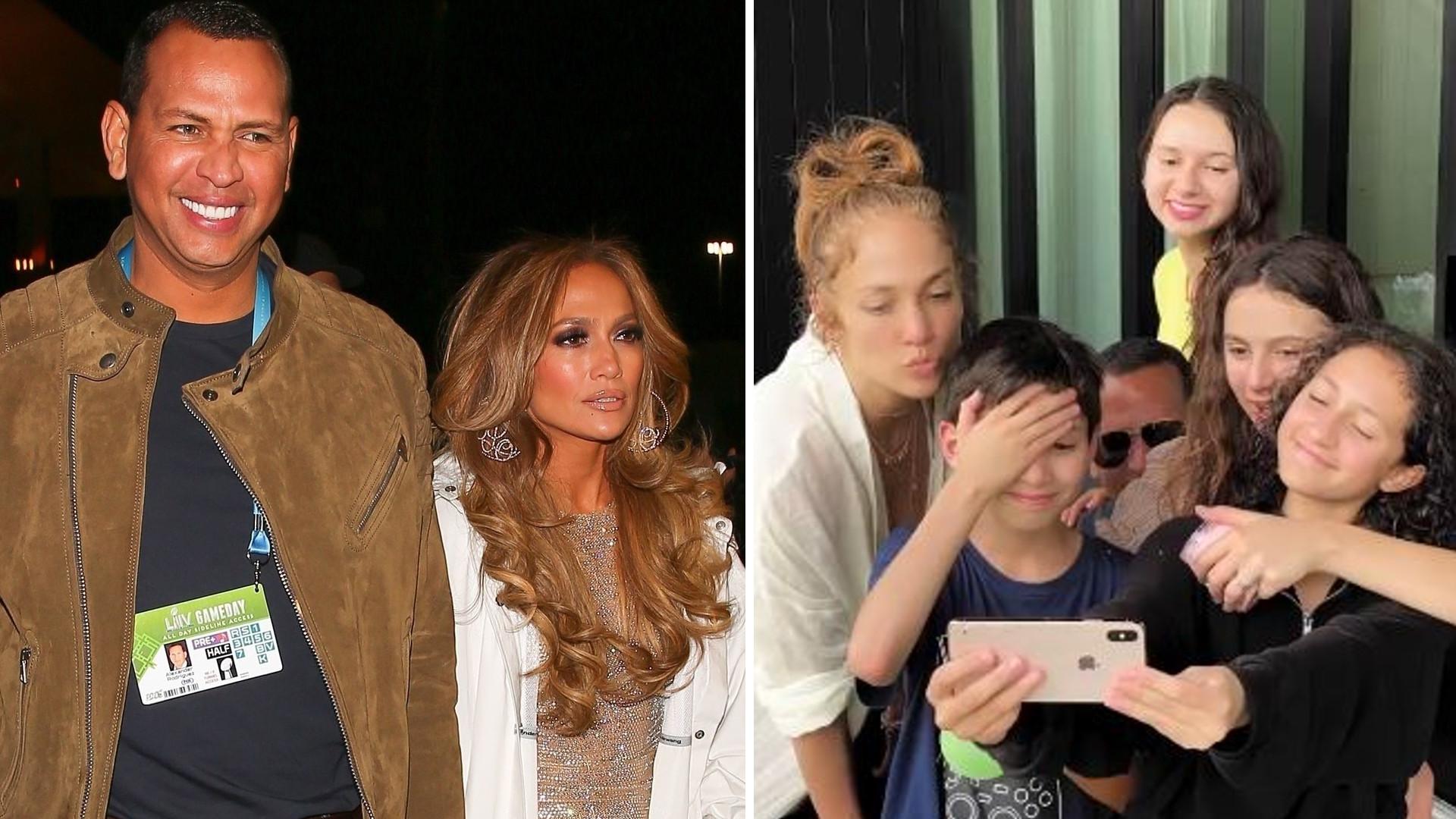Alex Rodriguez po rozstaniu nadal publikuje zdjęcia Jennifer Lopez