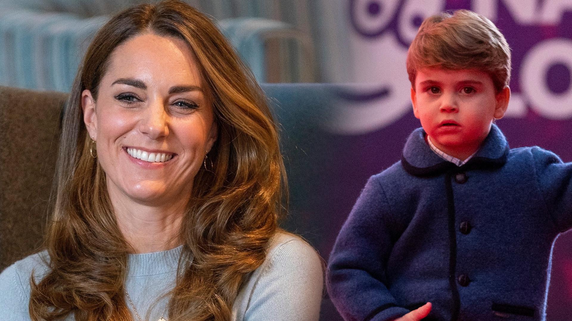 """Kate i William pokazali nowe zdjęcie syna Louisa z okazji trzecich urodzin: """"Podobny do mamy"""""""