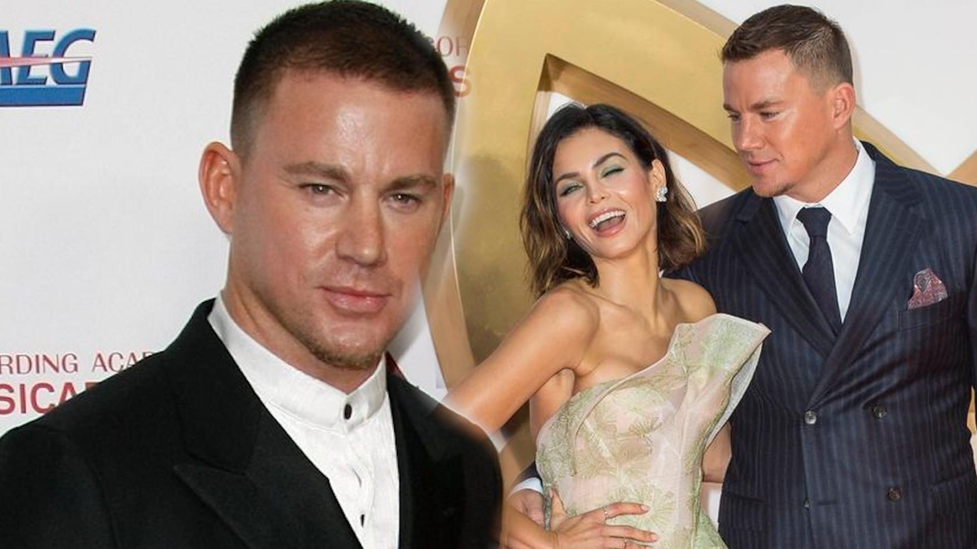Channing Tatum walczy w sądzie z byłą żoną. Jenna Dewan chce alimenty również na siebie