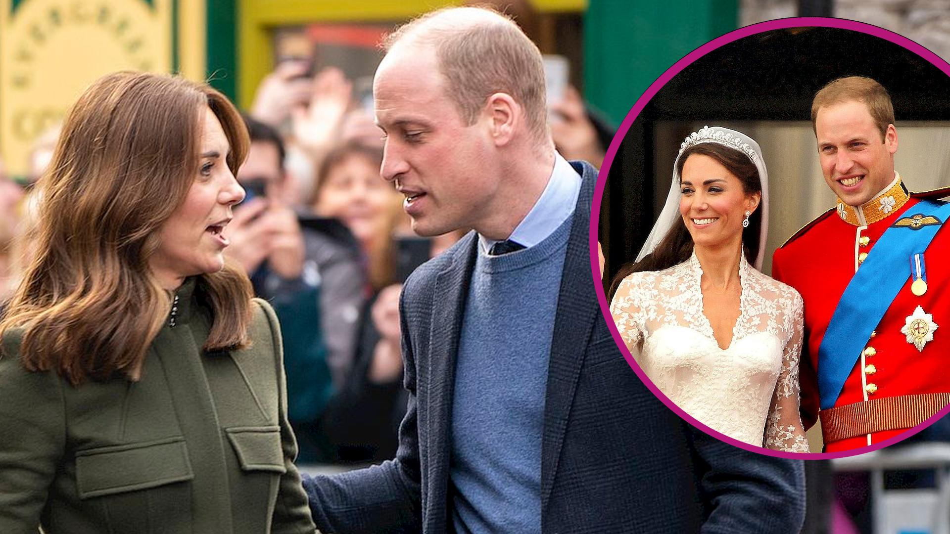 """Księżna Kate i książę William zaskakują sesją zdjęciową z okazji 10. rocznicy ślubu: """"Tyle miłości na tym zdjęciu"""""""