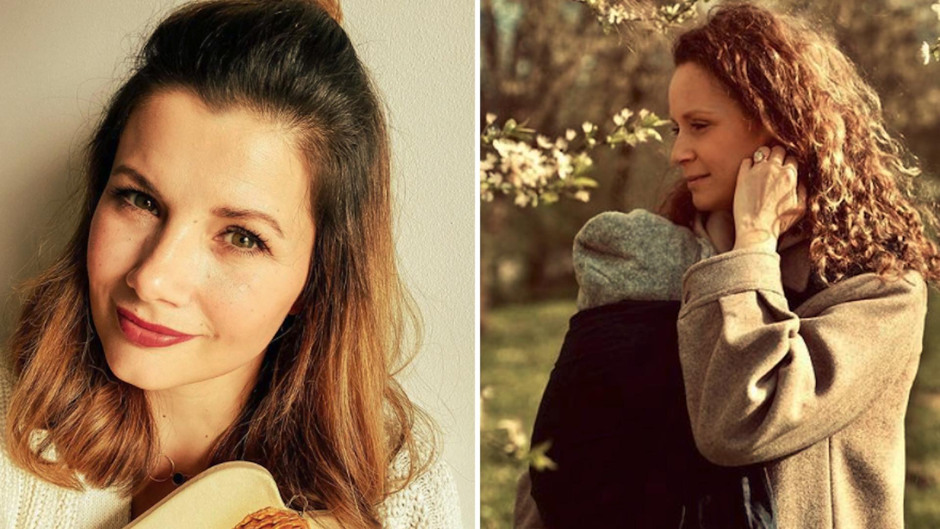 OMG! Agnieszka Sienkiewicz pokazała twarz córki. Namówiła ją do tego Monika Mrozowska?