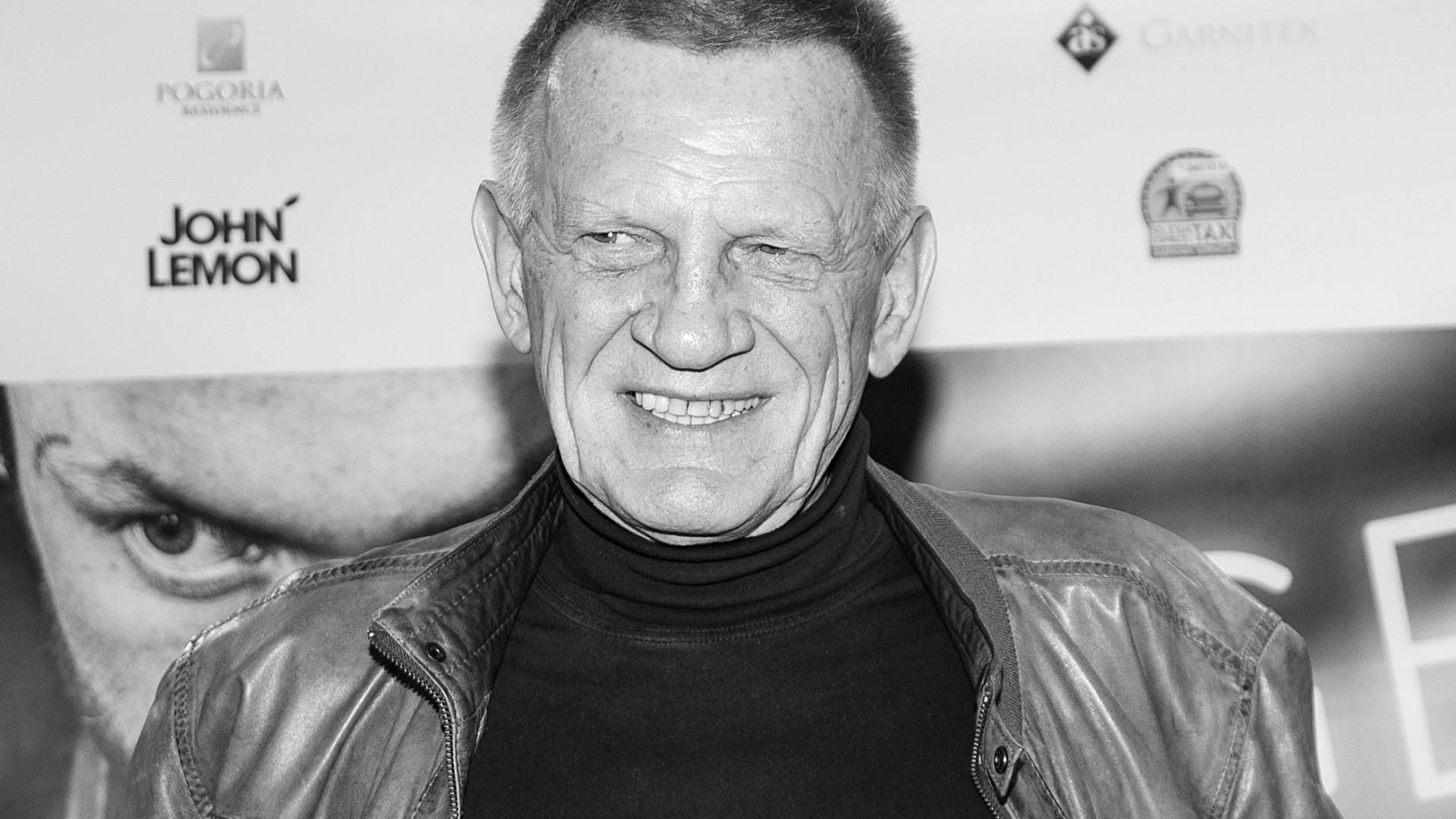"""Bronisław Cieślak, aktor znany z """"07 zgłoś się"""" i """"Malanowski i Partnerzy"""" nie żyje"""