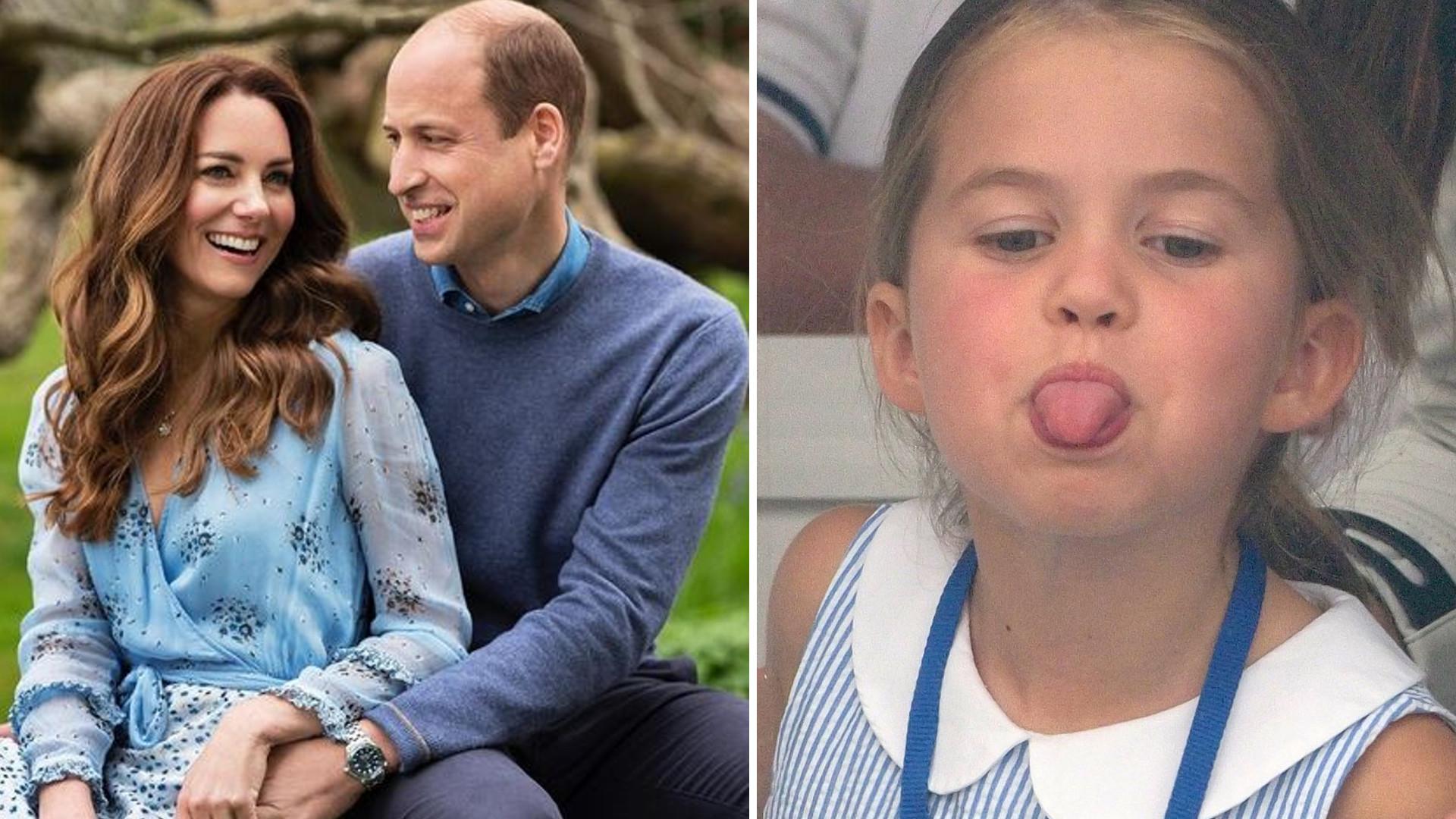 """Rodzina królewska pokazała piękny portret księżniczki Charlotte: """"Wygląda jak królowa Elżbieta"""""""