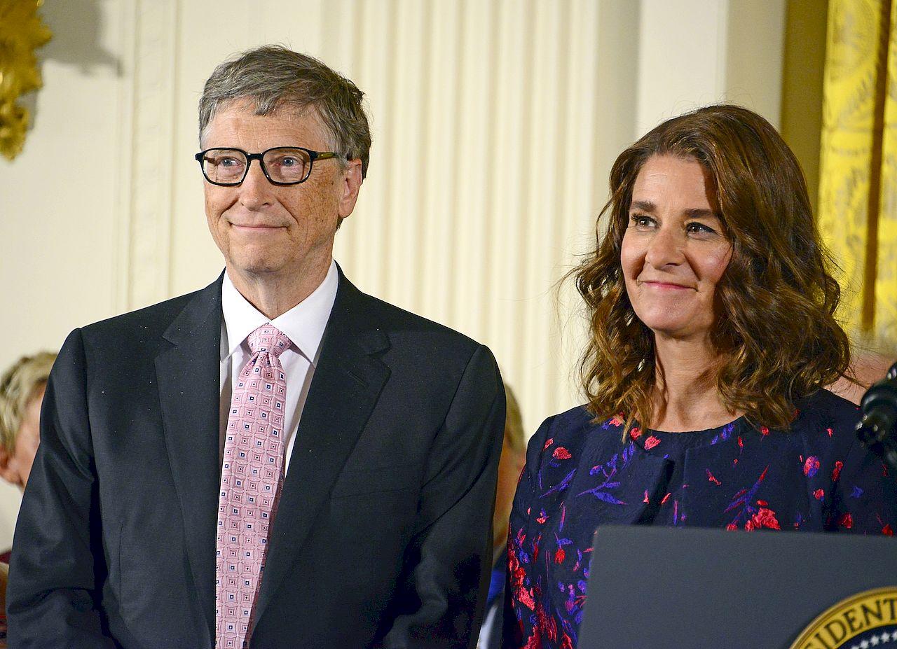 Bill Gates i Melinda Gates