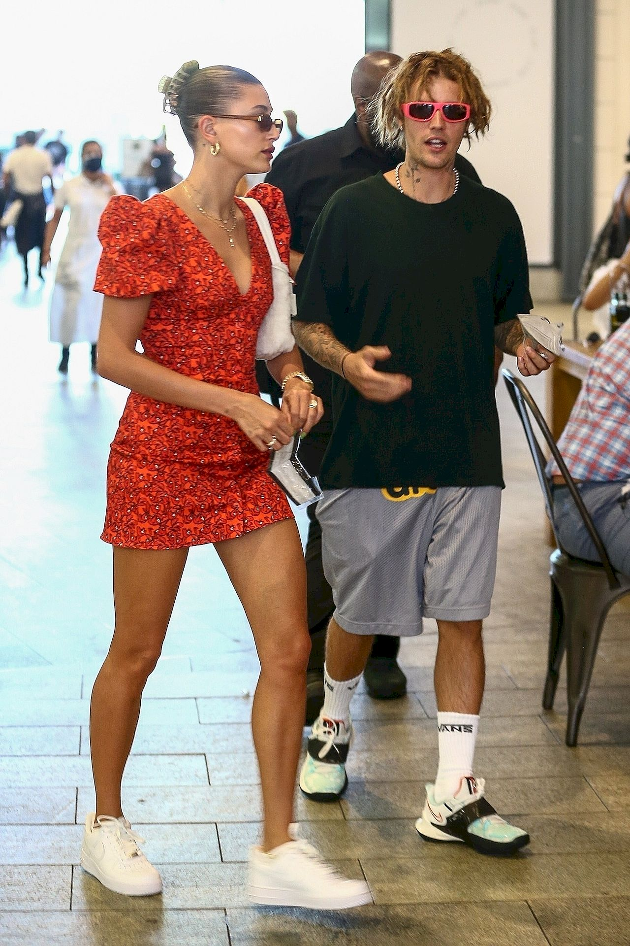 Hailey i Justin Bieber