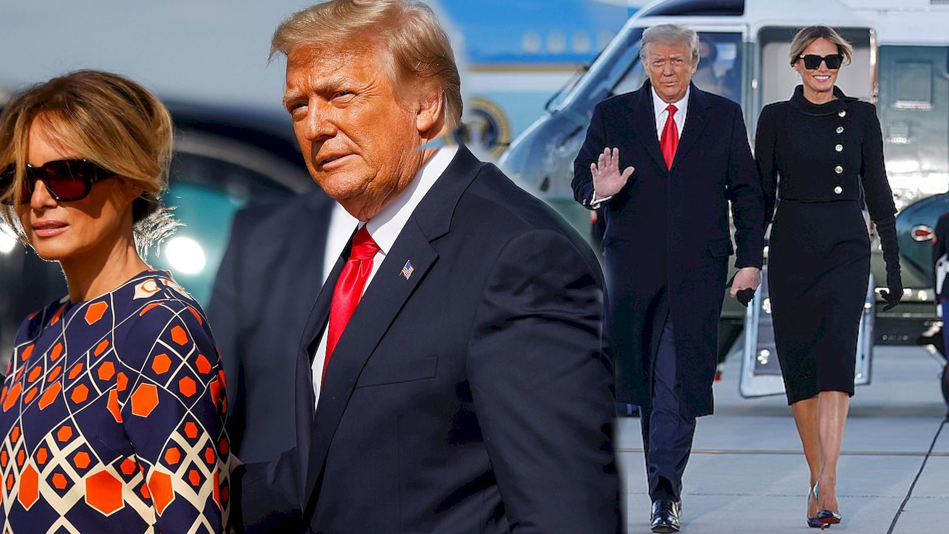 Co dalej z małżeństwem Trumpów? Amerykańskie media nie mają wątpliwości