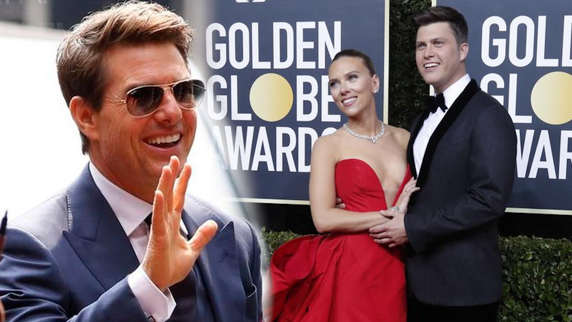 Złote Globy w ogniu krytyki. Tom Cruise oddał swoje statuetki, a Scarlett Johansson oskarżyła ich o seksizm