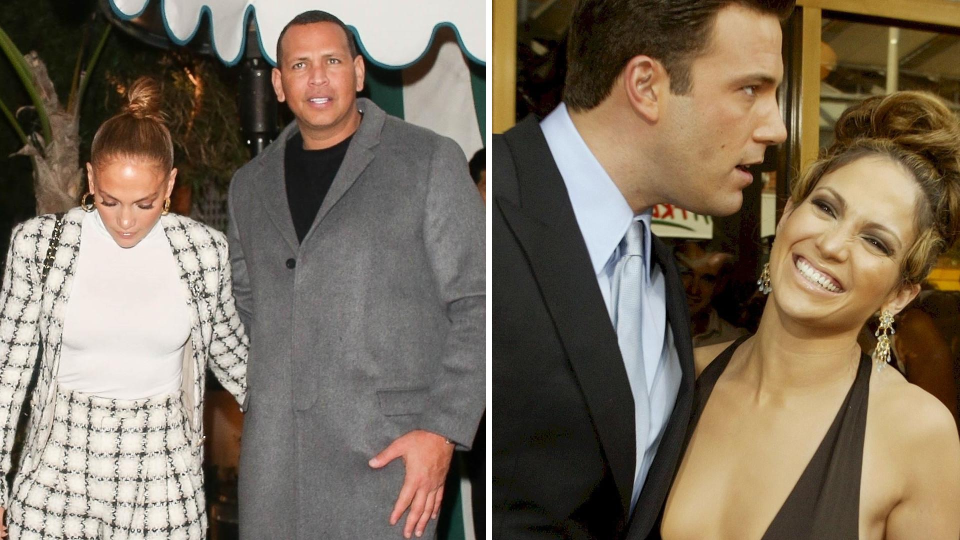 Alex Rodriguez został zapytany o związek Jennifer Lopez i Bena Afflecka. Takich słów NIKT się nie spodziewał