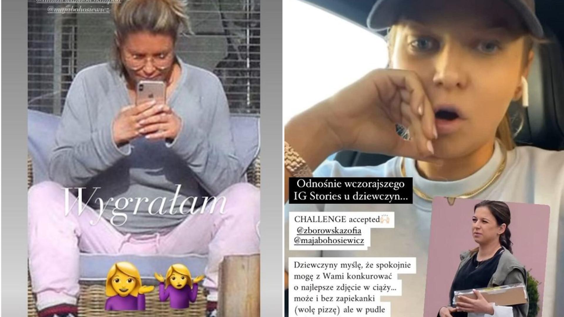 Polskie gwiazdy licytują się o NAJGORSZE zdjęcie paparazzi w czasie ciąży