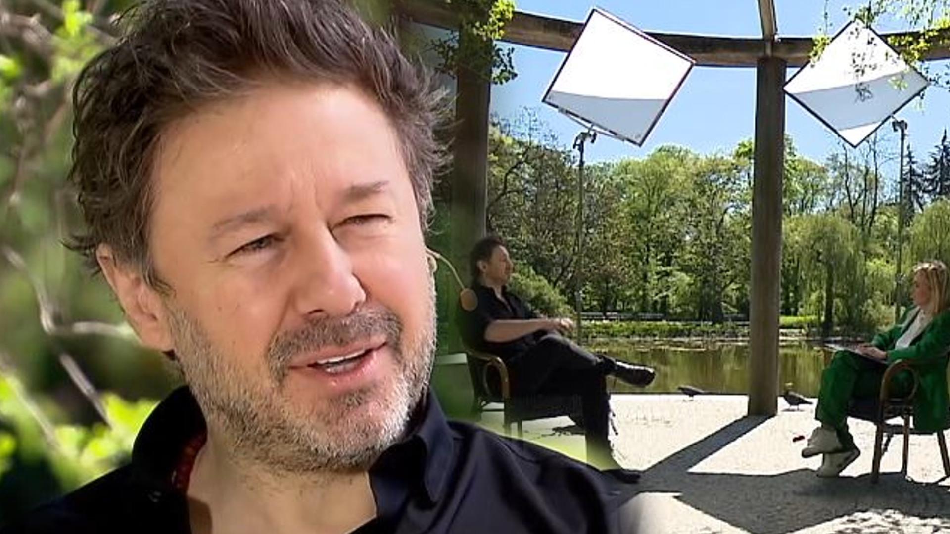 Andrzej Piaseczny w szczerym wywiadzie na temat swojego coming outu. Zdradził, czy chciałby adoptować dzieci
