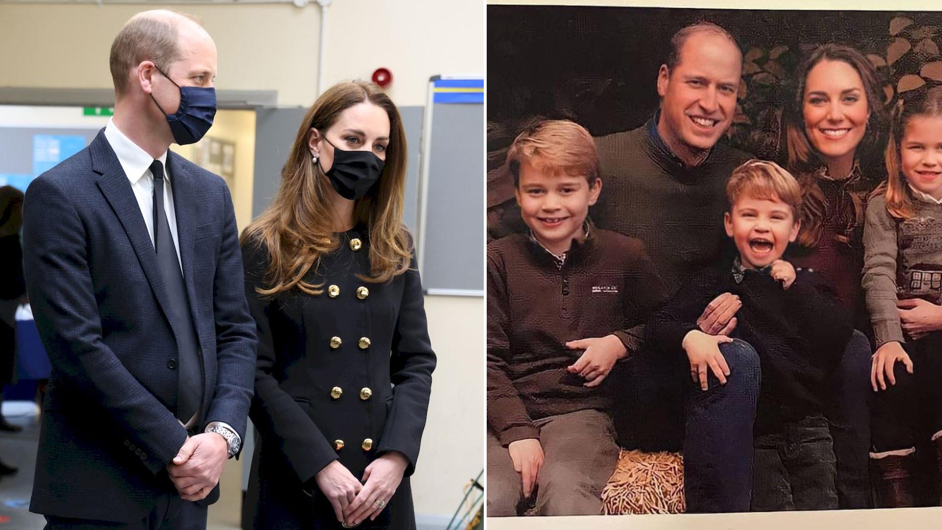 Księżna Kate i książę William zdradzili smutny fakt o swoich dzieciach. To łamie serce