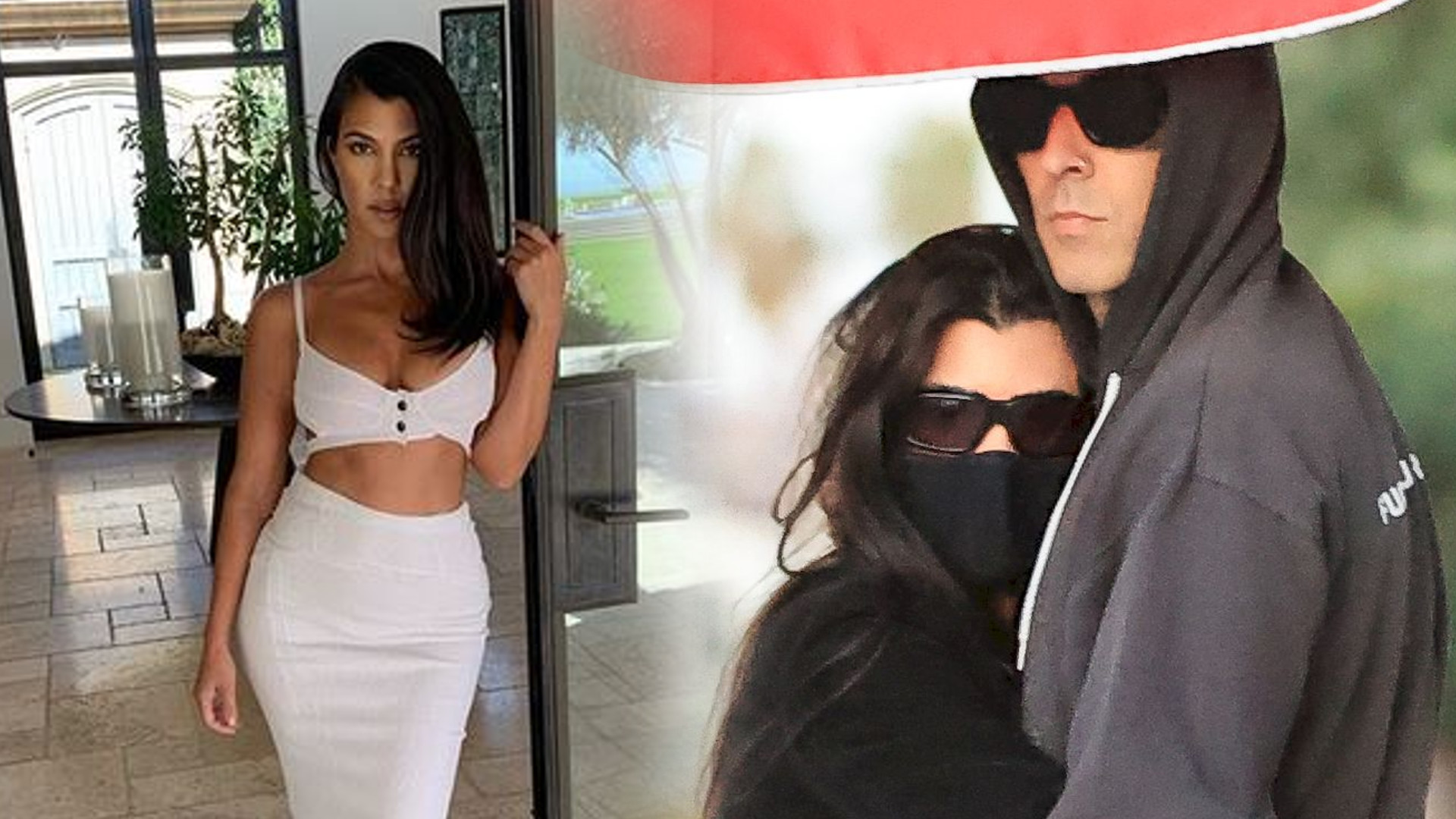 OMG! Travis Barker romansował wcześniej z inną Kardashianką?