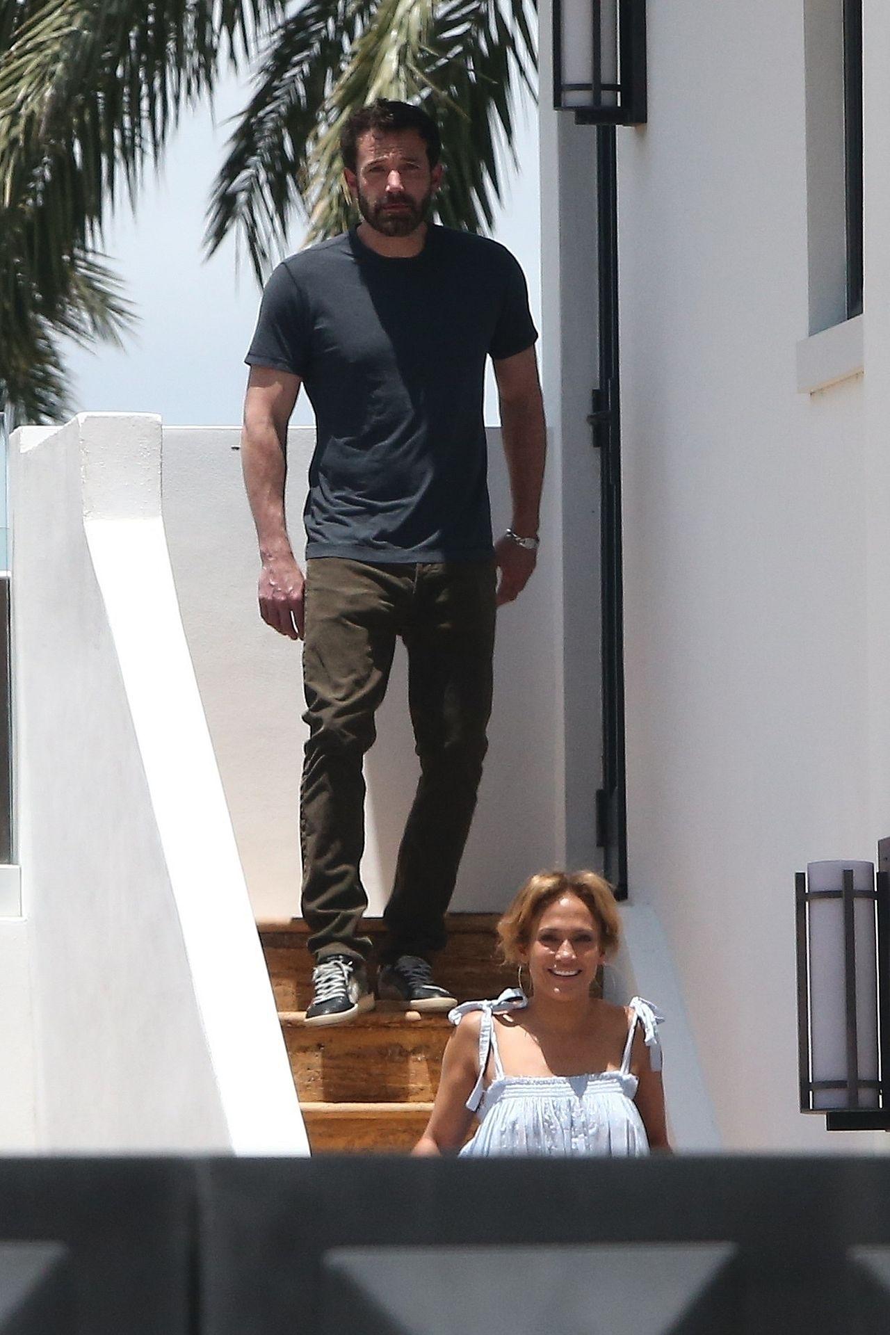 Lopez i Affleck razem w Miami