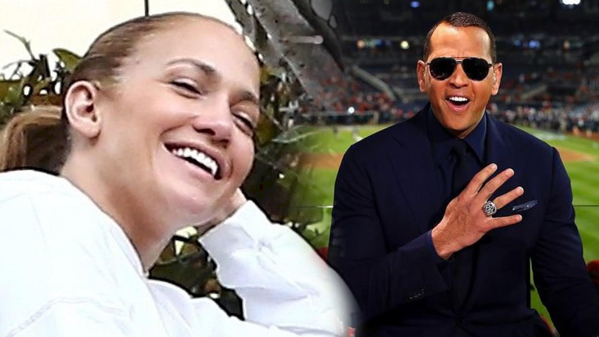 Jen i Ben randkują w Miami, a A-Rod promuje męskie kosmetyki do makijażu. Internauci go wyśmiali