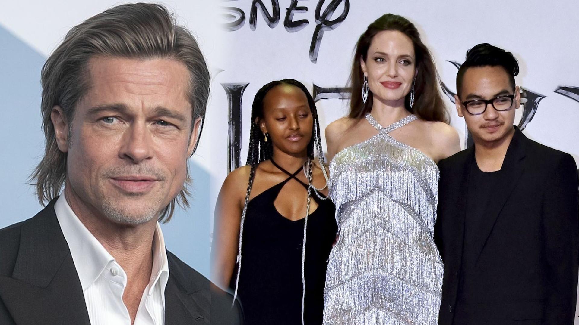 Angelina Jolie w sądzie z Bradem Pittem! Batalia trwała pięć lat