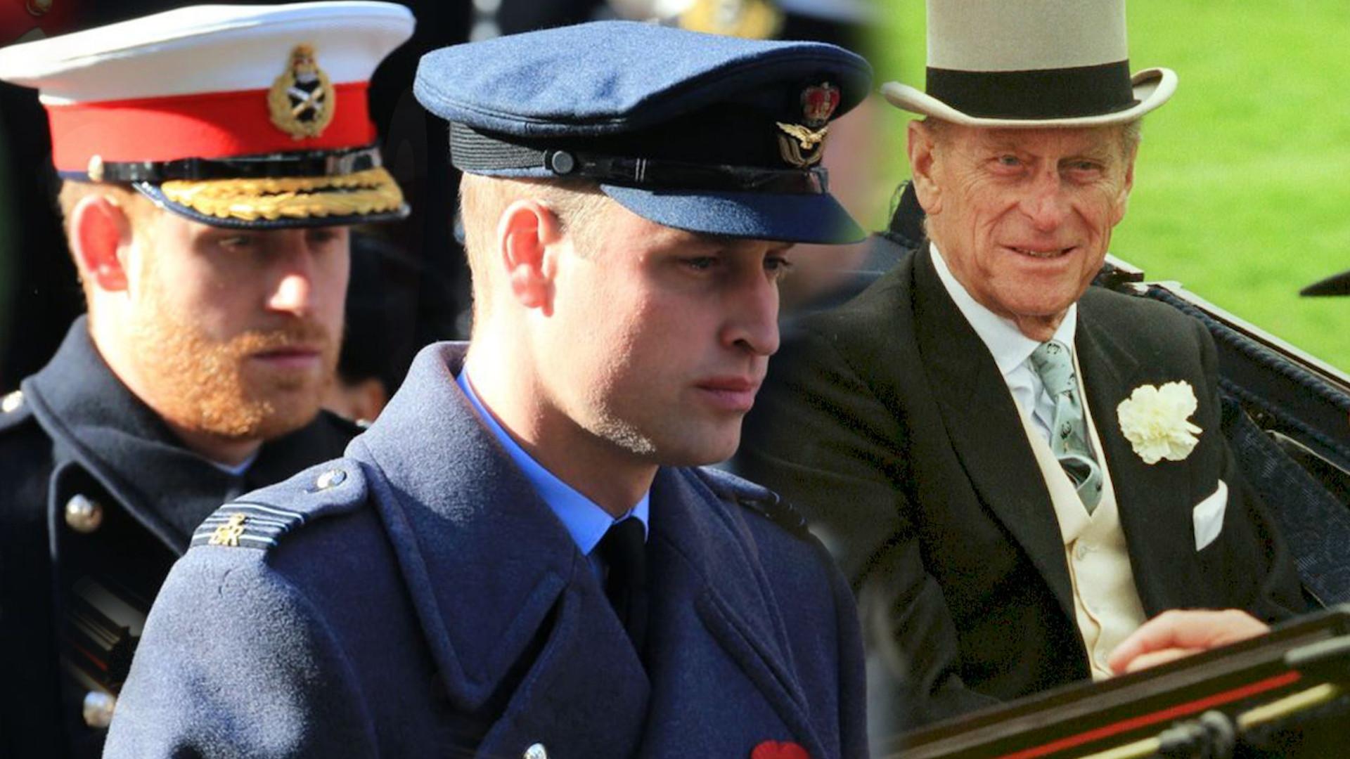 Rodzina królewska osobiście nie powiadomiła Harry'ego o śmierci księcia Filipa. Zrobił to…