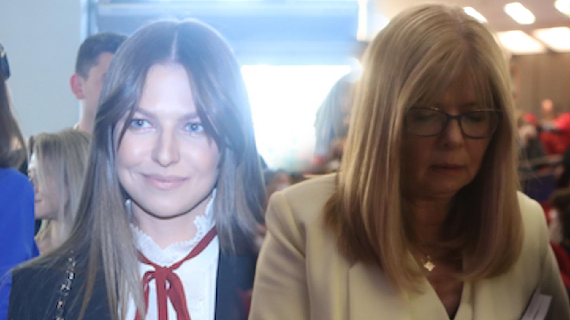 Anna Lewandowska przyszła na premierę filmu swojej MAMY. Obie wyglądały zniewalająco
