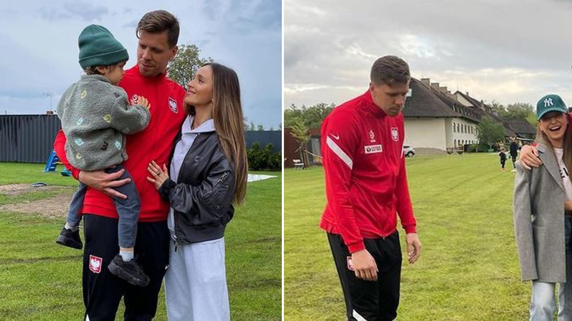 Marina dodała zdjęcie z Lewandowskimi i żartuje: Wojtek, trzeba było strzelić 41 bramek…