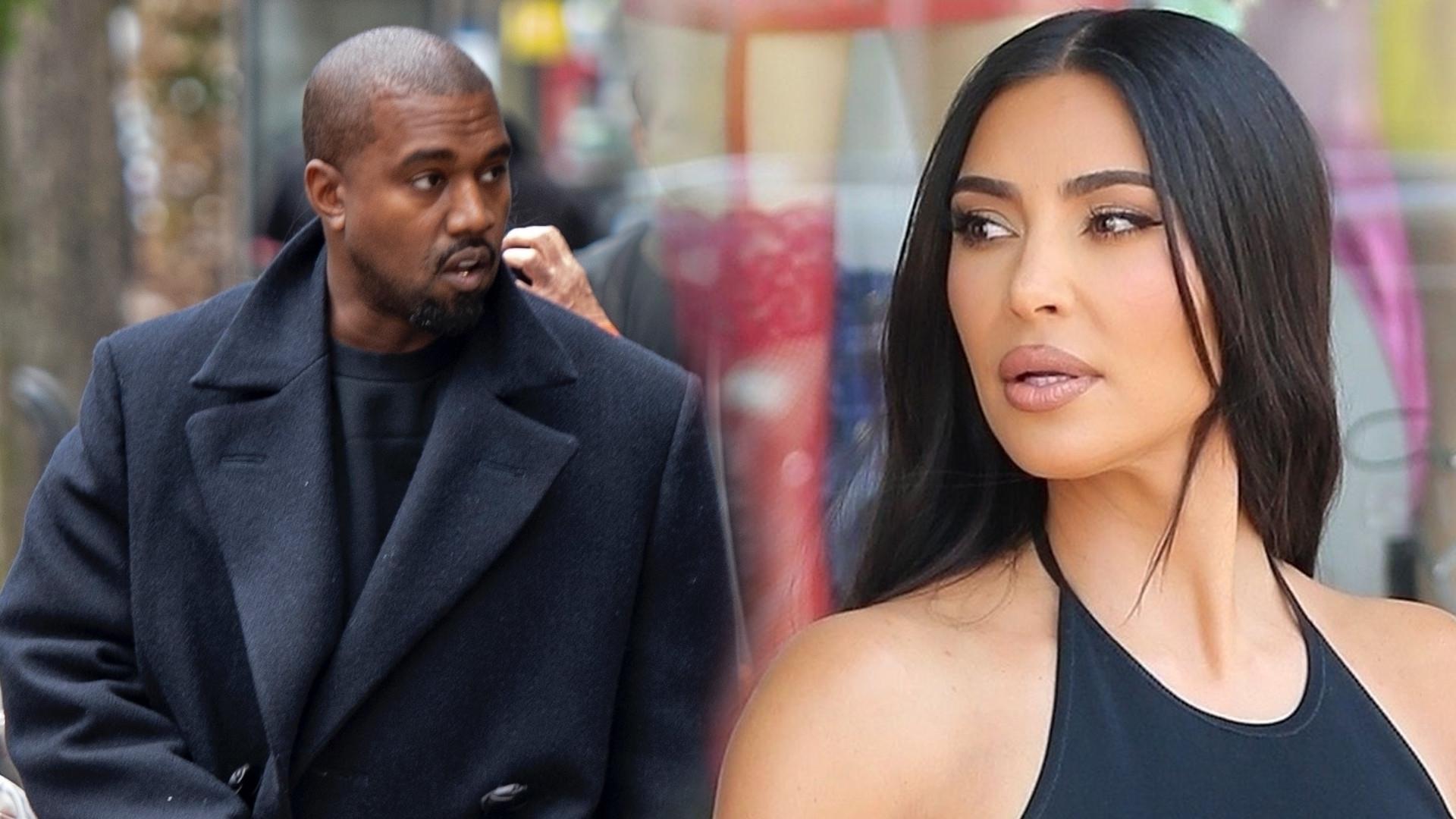 """Szokujące doniesienia na temat rozstania Kim Kardashian i Kanye Westa. Fani: """"Nie rób tego"""""""