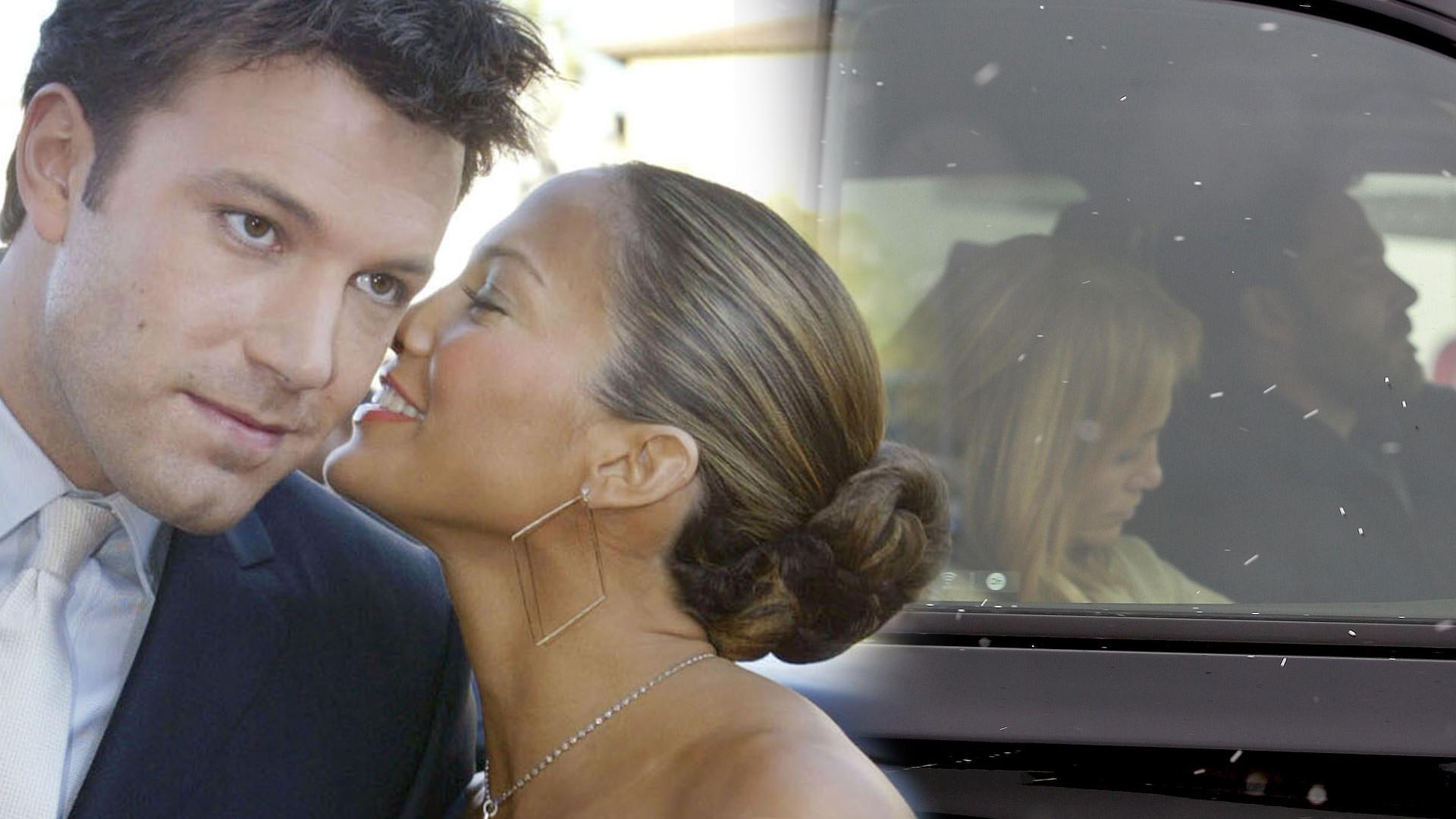 OMG! To pierwsze takie zdjęcia Jennifer Lopez i Bena Afflecka od ich powrotu do siebie