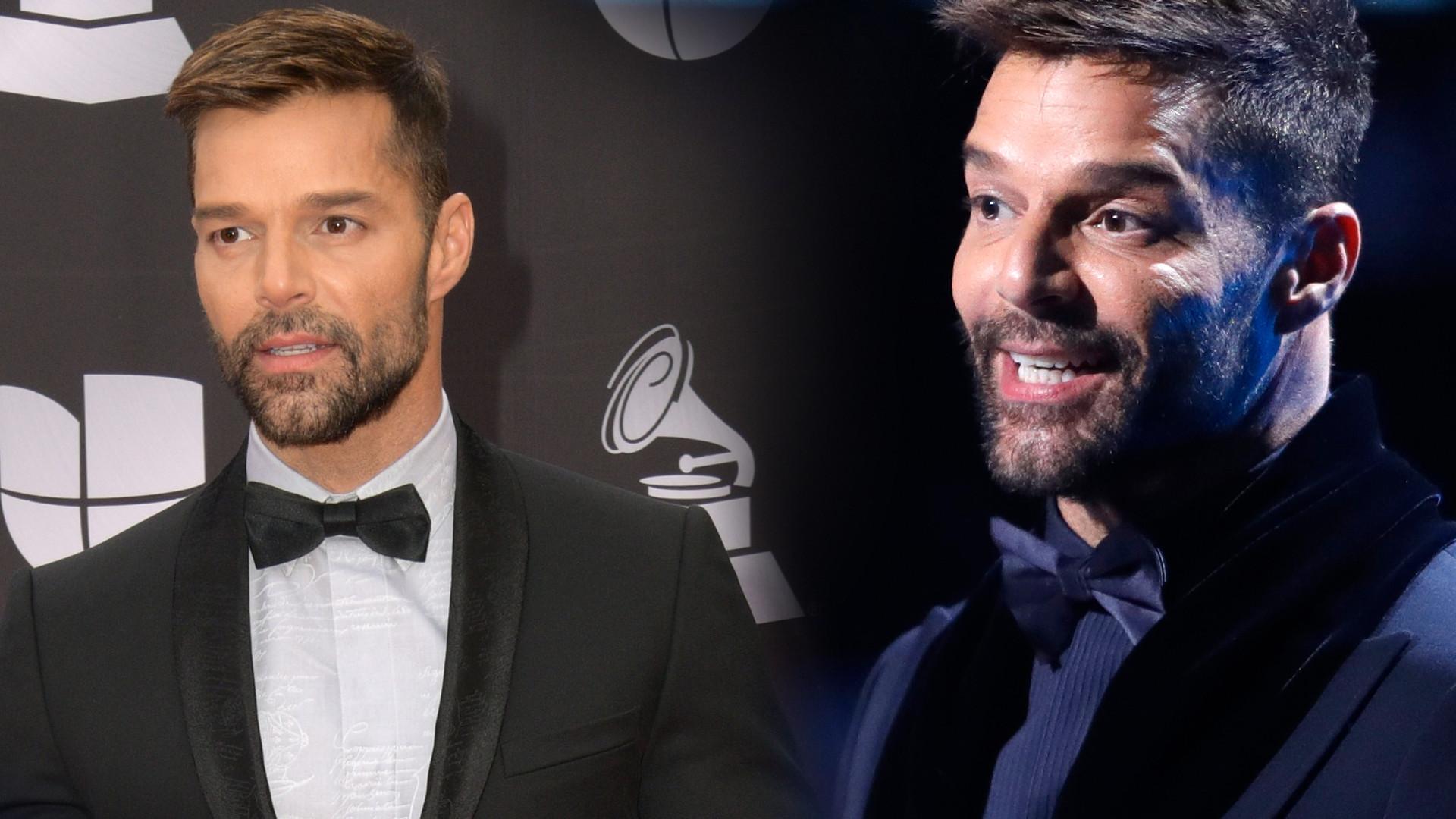 Ricky Martin zdradził, że był szaleńczo zakochany w TEJ kobiecie