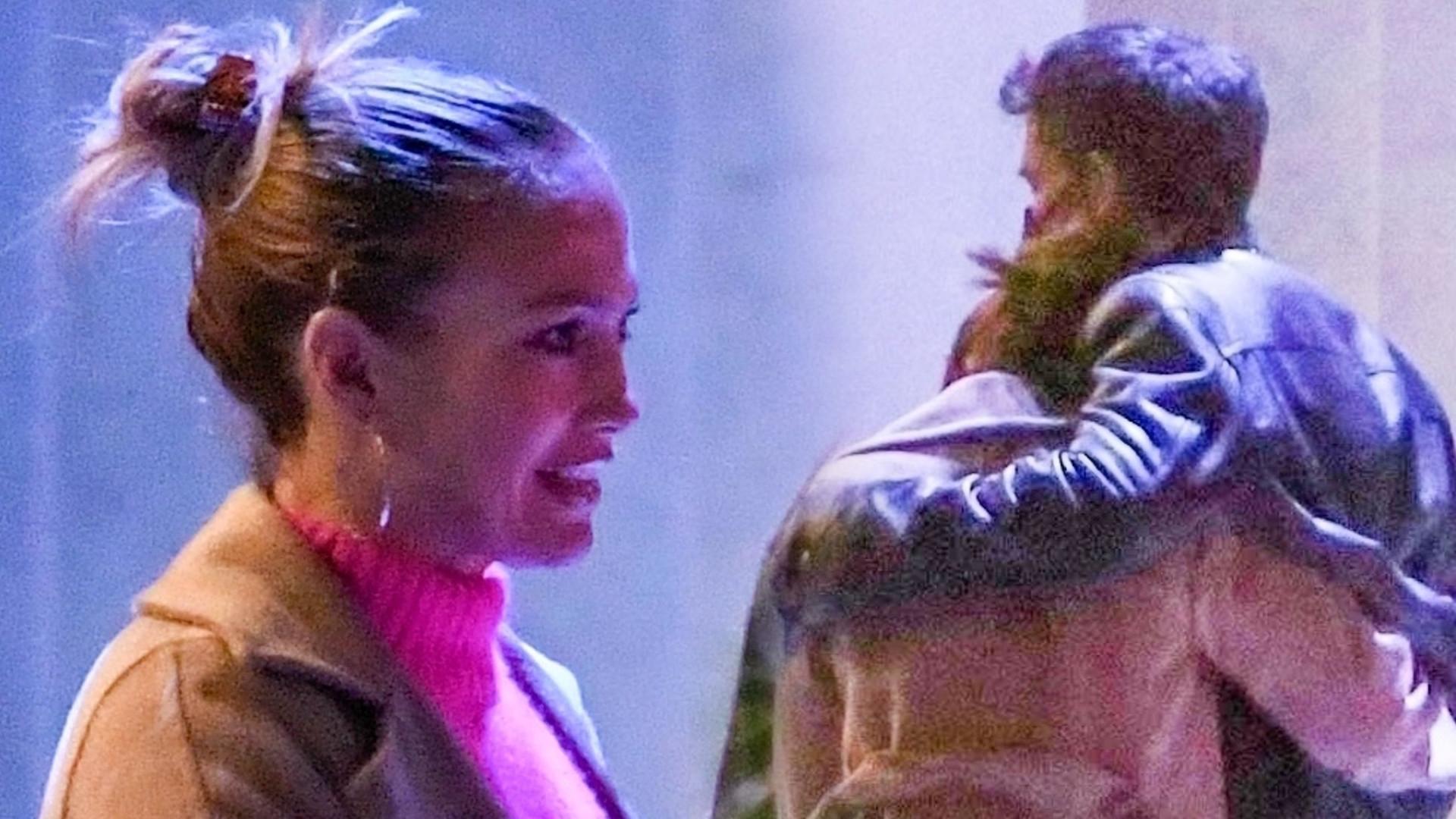 Jennifer Lopez i Ben Affleck w OBJĘCIACH idą na kolację. Te zdjęcia nie pozostawiają wątpliwości