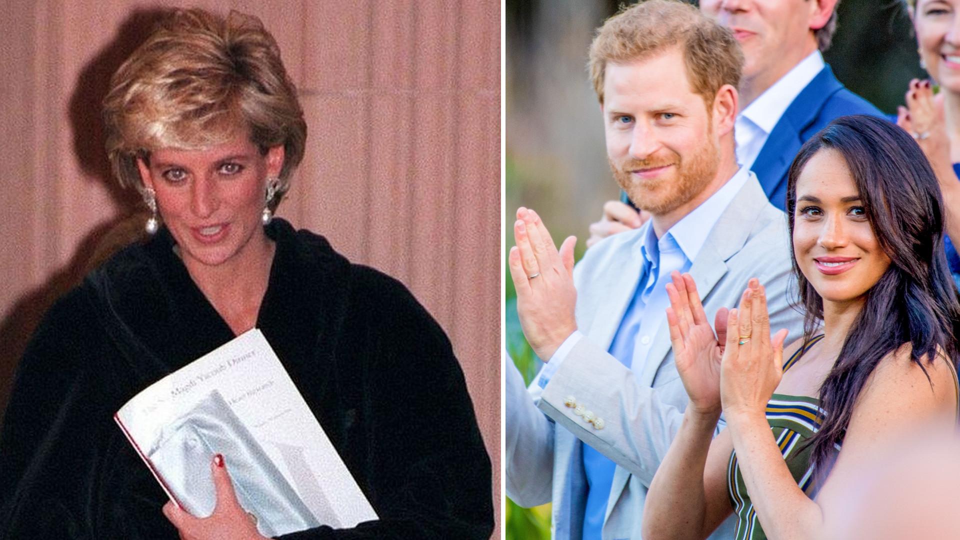 Wróżka księżnej Diany przewiduje losy małżeństwa Harry'ego i Meghan. Tak to się skończy
