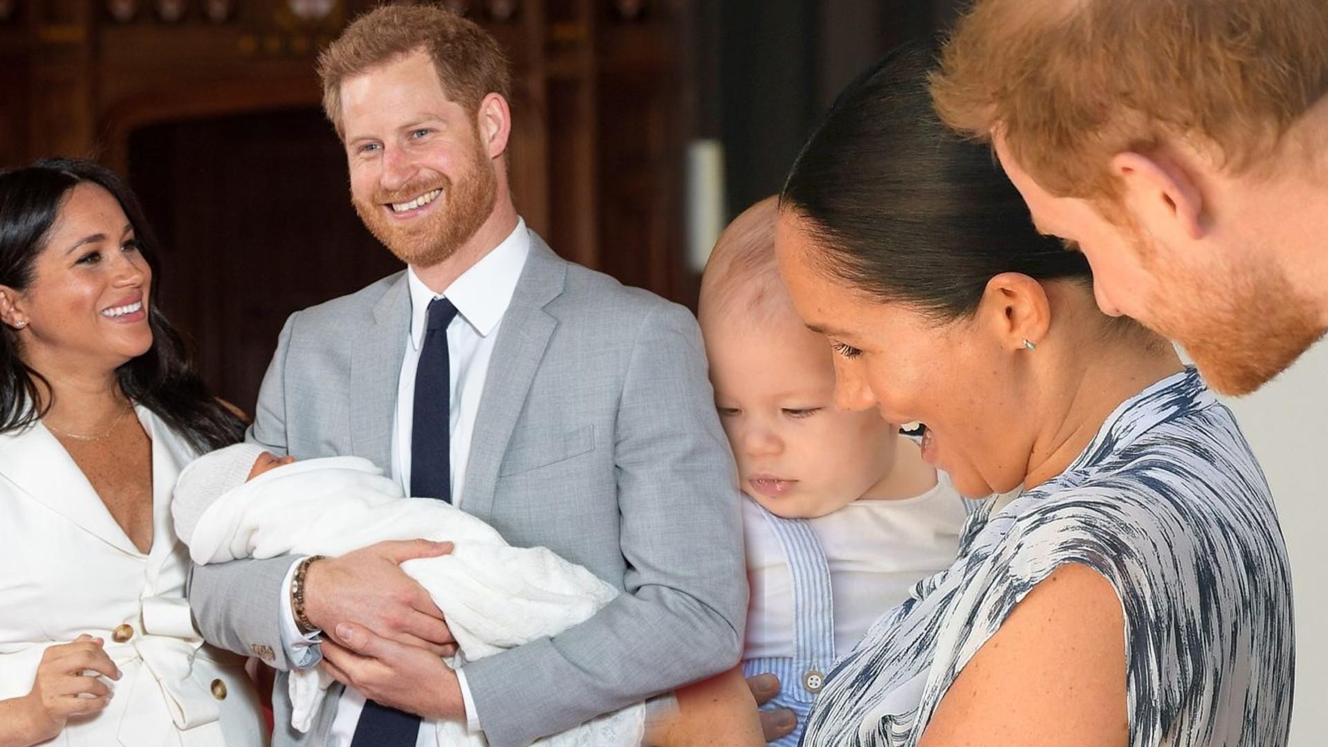 Meghan i Harry wyjaśnili, skąd pomysł na imię córeczki. Jakie znaczenie ma Lilibet Diana?