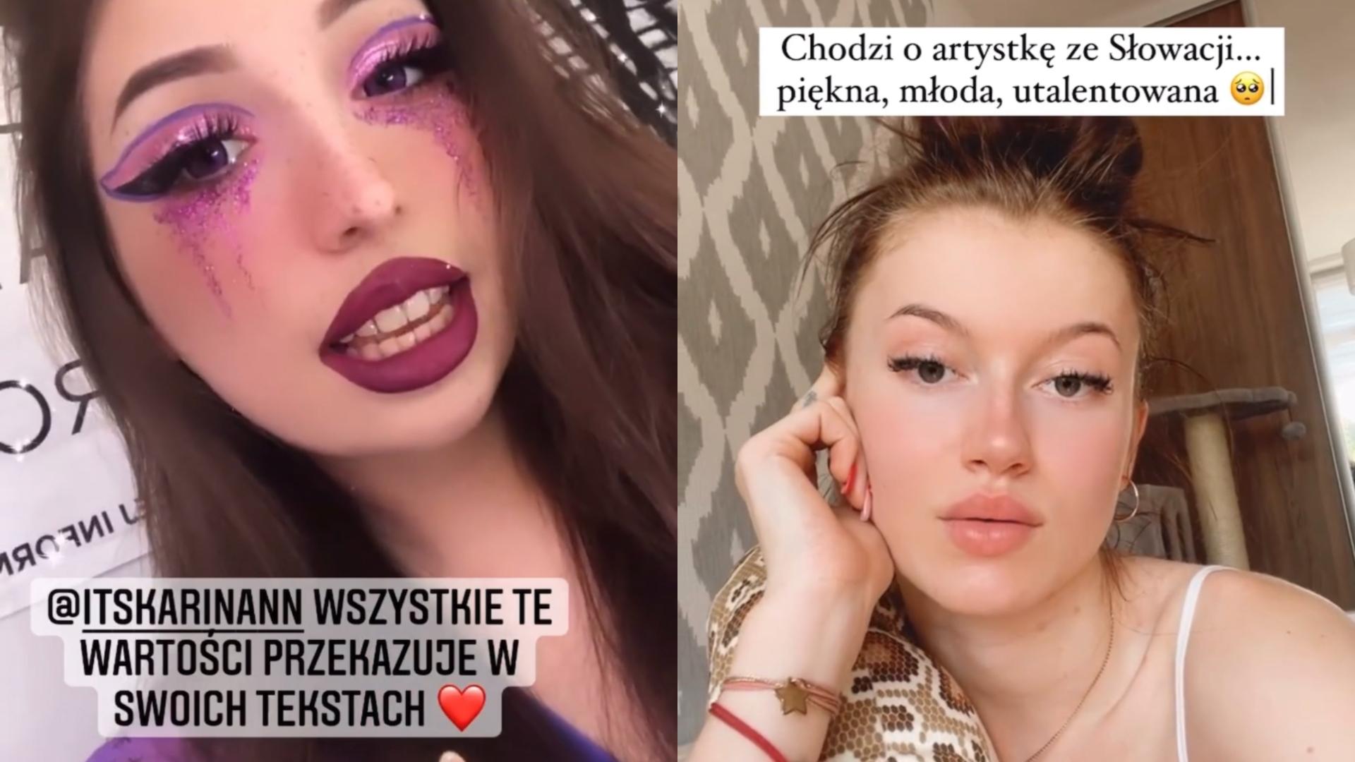"""Kim jest artystka, którą pokochali polscy influencerzy? """"Kocham ją"""", """"Jest głosem naszego pokolenia!"""""""
