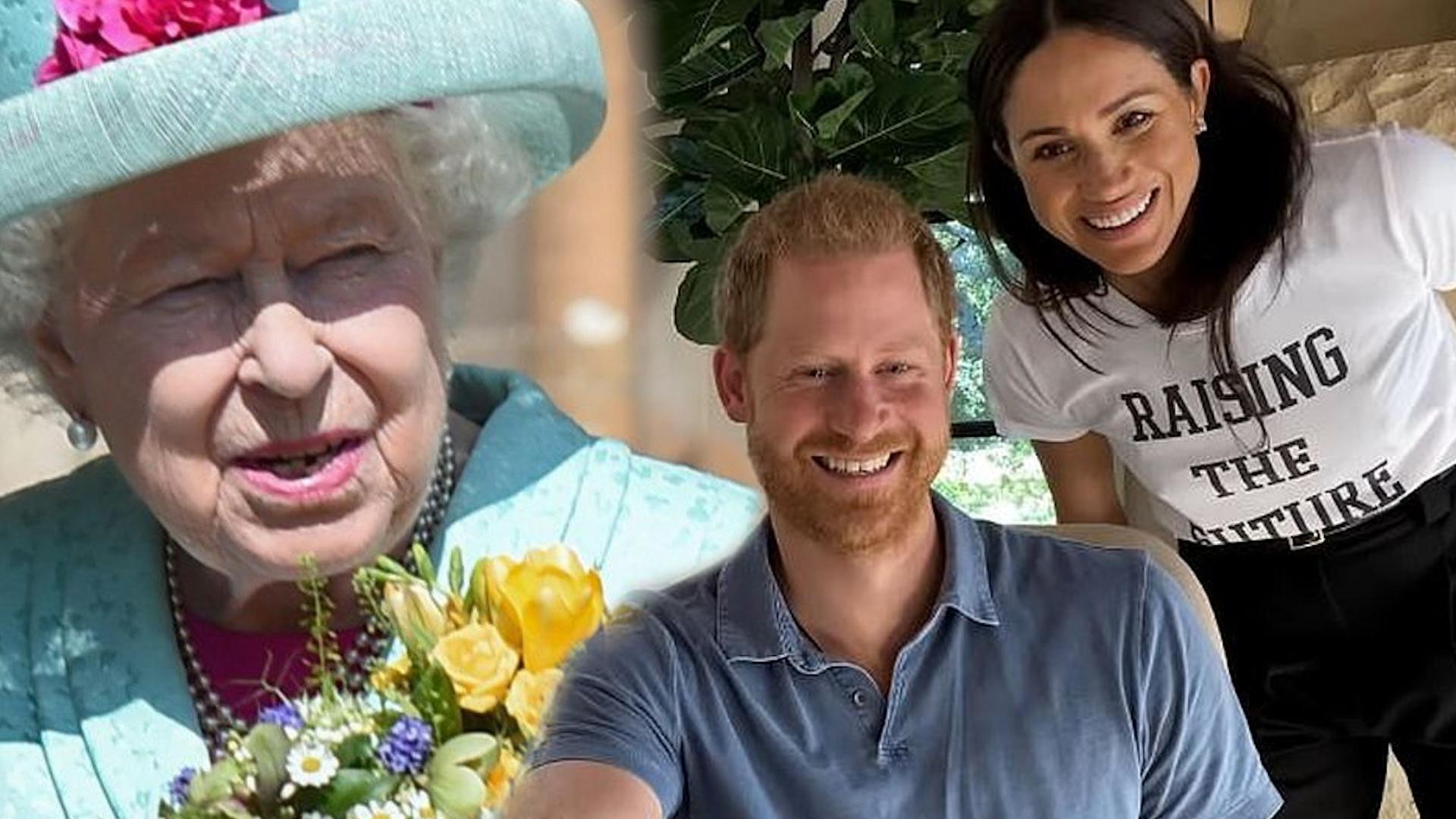 Wojna o imię córki Meghan i Harry'ego – Lilibet Diana Mountbatten-Windsor
