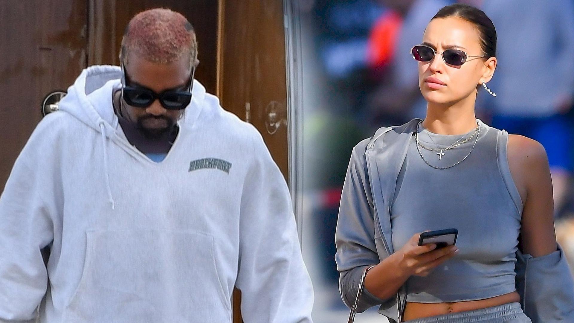 Kim wyznaje mu miłość, a Kanye spędza wakacje we Francji u boku top modelki