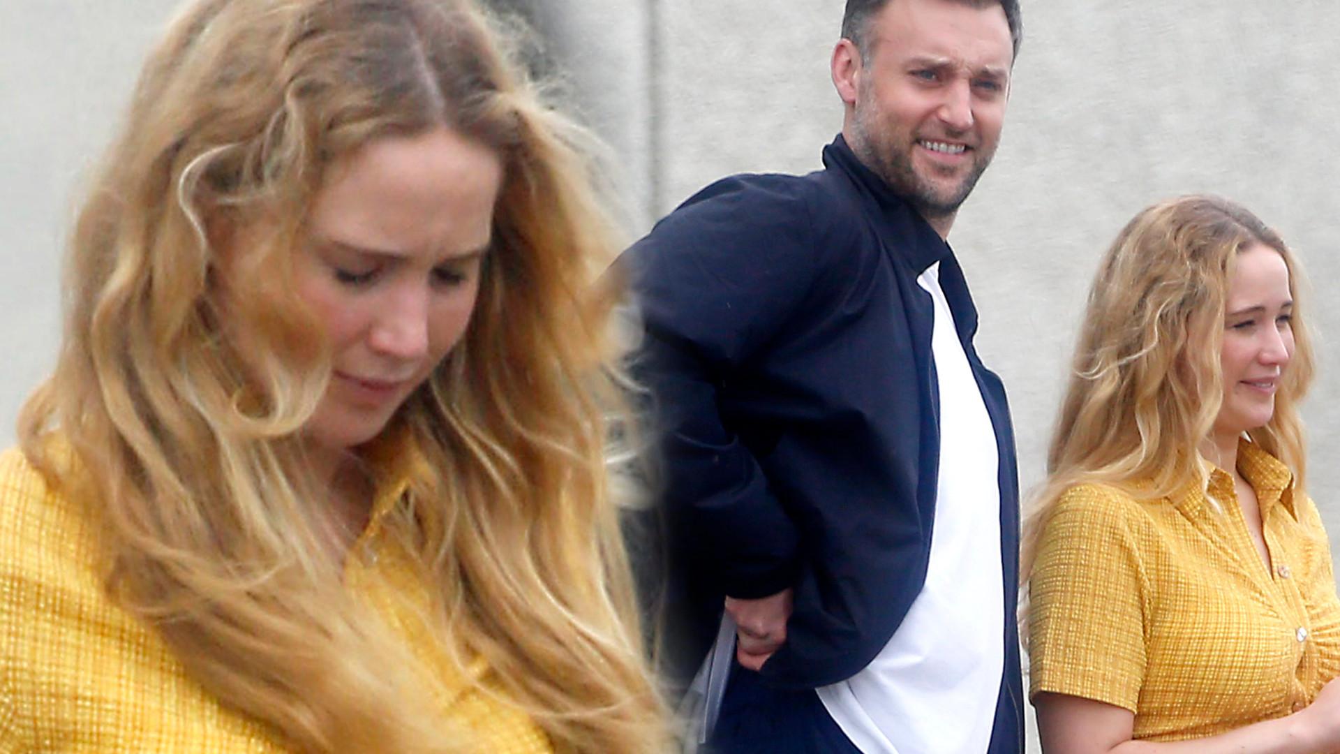 Jennifer Lawrence jest w ciąży? Najnowsze zdjęcia nie uciszą plotek