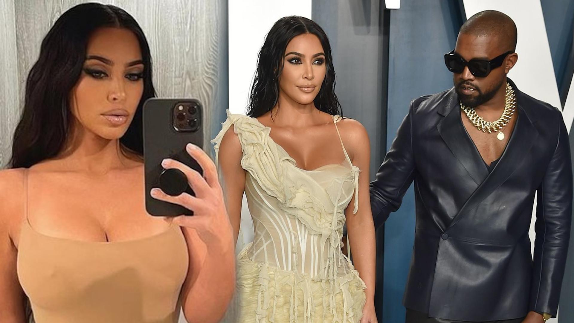 Kim Kardashian żali się mamie. Wyznaje, dlaczego wzięła rozwód