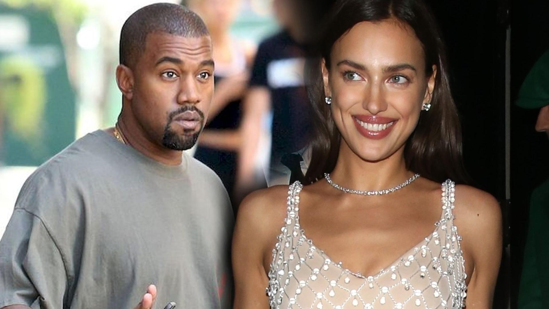 Są nowe doniesienia na temat związku Kanye i Iriny Shayk