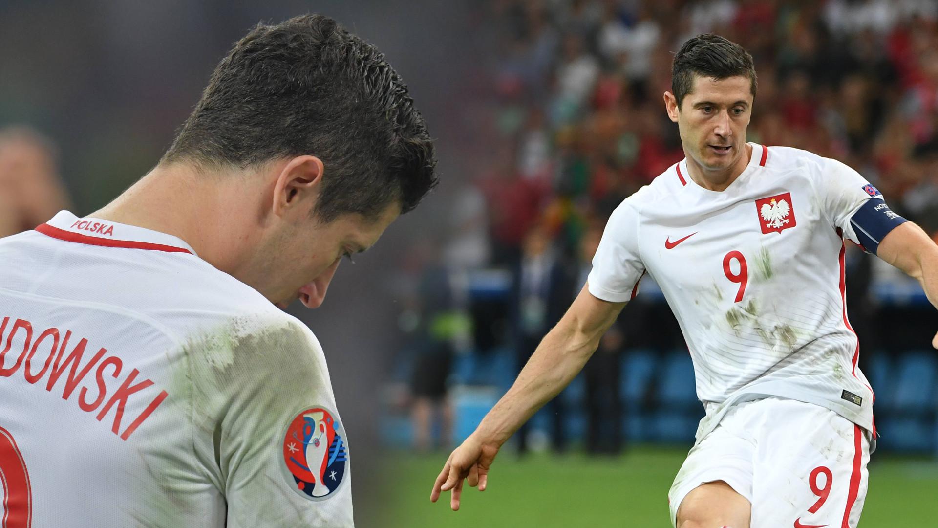 Robert Lewandowski nie śpiewał hymnu przed meczem na Euro. Wyjaśnił dlaczego