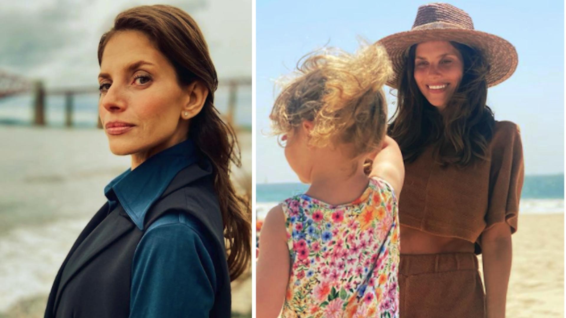 """Weronika Rosati wybiera lekkie filmy, aby pogodzić pracę z macierzyństwem: """"Bez wahania odpuściłam"""""""