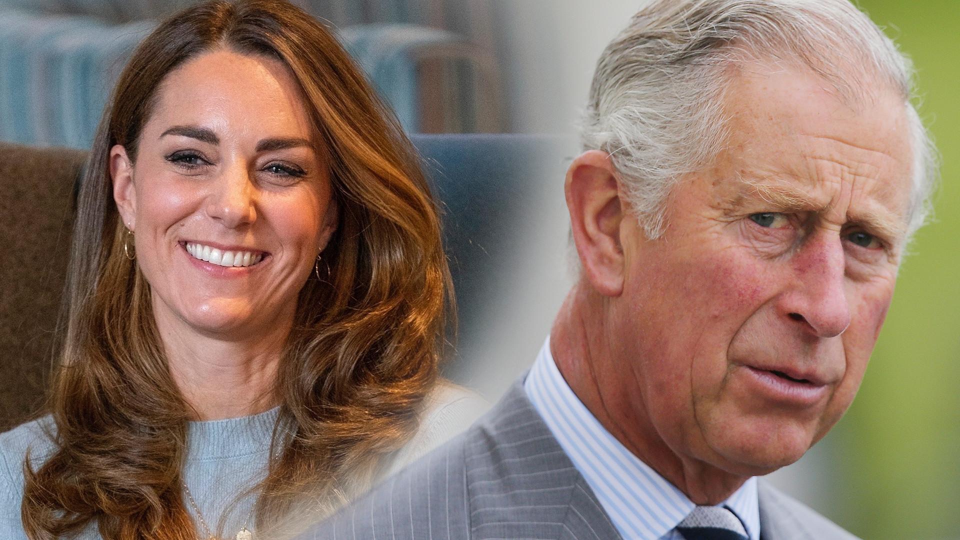 Internet zachwycony tym, jak księżna Kate zwraca się do przyszłego króla