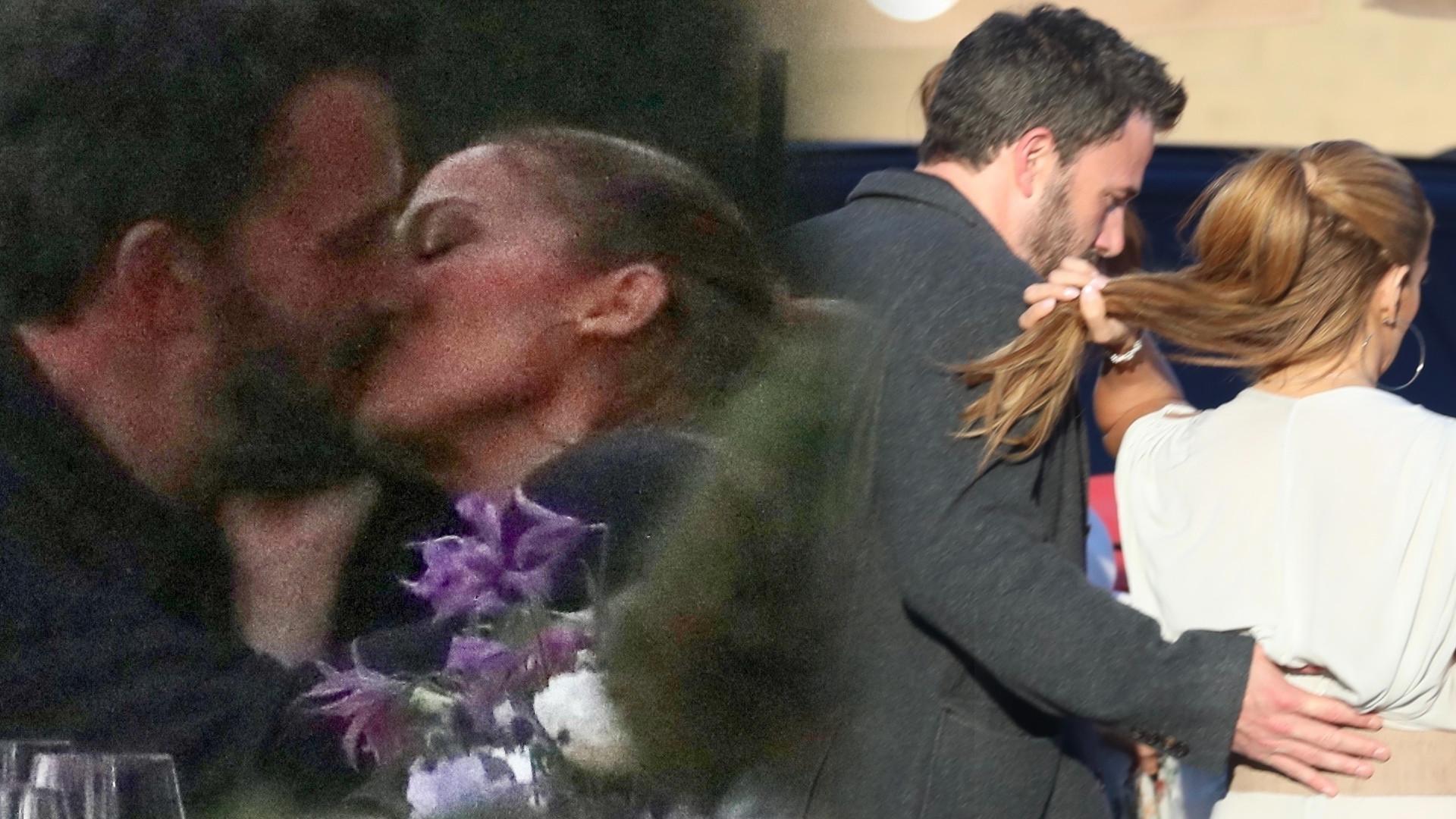 Tak gorących zdjęć Jen i Bena jeszcze nie było. Po romantycznej randce, wybrali się na rodzinną imprezę (ZDJĘCIA)